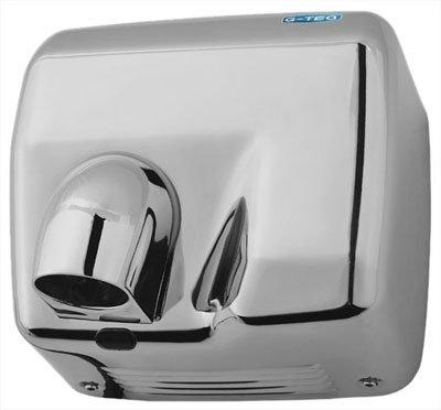 Сушилка для рук G-teq 8843 MCАнтивандальные<br>Электрическая сушилка для рук G-teq 8843 MC изготовлена из высококачественной нержавеющей стали. Это позволяет не беспокоится за надежность и целостность прибора. Так же можно не боятся попадания на нее воды или какой-либо другой жидкости. Во-первых корпус нержавеющий, а во-вторых имеется пылевлагозащита.<br><br>Страна: Китай<br>Мощность, кВт: 2,3<br>Материал корпуса: Нет<br>Поток воздуха м/с: 30<br>Степень защиты: IP23<br>Цвет корпуса: Хром<br>Минимальный уровень шума, дБа: 63<br>Объем воздушного потока, м3/час: None<br>Средняя скорость высушивания, сек: 1020<br>Температура воздушного потока, С: 60<br>Размеры, мм: 275х200х230<br>Вес, кг: 6<br>Гарантия: 1 год