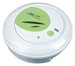 Ионизатор воздуха Aircomfort GH-2139 whiteДля холодильника<br>Ионизатор воздуха Air Comfort GH-2139. Модель является инновационным устройством для домашнего использования. Разработана ионная технология для генерации озона и анионов для дезодорирования и освежения контейнеров с продуктами питания и холодильников.<br><br>Естественным путем устраняет неприятные запахи<br>Без применения маскирующих ароматизаторов и отдушек<br>Снижает порчу пищевых продуктов<br>Разрушает пестициды и гербициды на фруктах и овощах<br>Встроенный микропроцессор осуществляет контроль за циклом функционирования<br>Три батарейки ААА на два-три месяца работы устройства<br>Комплект  липучек  Vejcro  и один цельный крюк<br><br>Оборудование способно удалить все вредные загрязнения воздуха, такие как пыль, смог, вредные испарения от бытовой химии, споры плесени, грибок и разные неприятные запахи. Представленная модель разрабатывается и собирается с применением передовых технологий, которые улучшают процесс функционирования и прямые обязанности прибора. Соответствует нормам ISO 9001. С помощью нашего сайта Вы сможете пошагово подобрать оптимальный вариант именно для Вас и Вашей семьи.<br><br>Широкий ассортимент<br>Продукция высокого качества<br>Приемлемые цены<br><br>Преимуществом покупки очистителя воздуха в нашем интернет- магазине является возможность выбора оборудования из широкого ассортимента. Ведь в продаже представлена разнообразная техника от бюджетных до дорогих вариантов, которые имеют разные уровни защиты и степени очистки. При необходимости можно приобрести воздухоочиститель для дома или офиса со специальными дополнительными функциями.  Даже после короткого периода использования снижается раздражение слизистой оболочки и приступы астмы. Быстрое и полноценное создание комфортной атмосферы в любом обслуживающем помещении. Все мы знает, что чистый воздух способствует наилучшему развитию и росту новорожденных детей. Представленная модель несложного очистного прибора способна качественно очищ