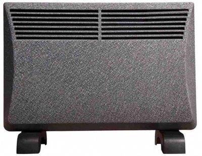 Конвектор электрический Timberk TEC.PF2 EL10 IN (BB)10 м? - 1.0 кВт<br>Конвекторы марки Timberk модели TEC.PF2 EL10 IN (BB) оснащаются ионизатором, очищающим воздух в помещении от всевозможных неприятных запахов и вредоносных вирусов. Прибор производится с применением технологии под названием Ultra Silence, обеспечивающей бесшумный нагрев помещений. За щет минимальной температуры  нагрева лицевой поверхности конвектора достигнуто безопасное  использование устройства. Представленный прибор устанавливается на пол с помощью опор, которые идут в комплекте.<br>Описание модели: <br><br>Прибор отличается особенным красочным покрытием  Feel Me  с пористой структурой, усиливающей тепловолновой эффект. В итоге, покупатель получит дополнительные  премиальные  в виде двенадцать процентов к общей скорости нагрева воздуха в обслуживаемом помещении.<br>Поверхность специального нагревательного элемента от Timberk подвергают абразивной обработке с помощью кварцевого песка (технология называется Sandblasting). Диаметр таких песчинок очень строго рассчитывается и заранее определен угол распыления и рассчитана скорость потока частиц. В итоге ТЭН получает  ракушечную  поверхность со значительной площадью теплоотдачи. Эффективность нагревания воздуха благодаря этому возрастает ~ еще  на 27% по в сравнении с обычными ТЭНами.<br>В устройстве используется TRIO-SONIX F X элемент, являющийся профессиональным удлинённым нагревательным элементом последнего поколения с большей площадью и усиленной жесткостью.<br>Можно установить конвектор на полу или установить его на стену<br>В представленной модели обеспечено использование революционной технологии обработки, а также окраски корпуса  под названием Feel Me , для улучшения теплоотдачи и тепловолнового эффекта.<br>Снижена температура нагрева лицевой панели устройства   в целях заботы о безопасности<br>Прибор отличается уникальной конструкцией для обеспечения эффективной компрессии нагретого воздуха при ощутимо меньших затратах.<br>Конвектор обеспе