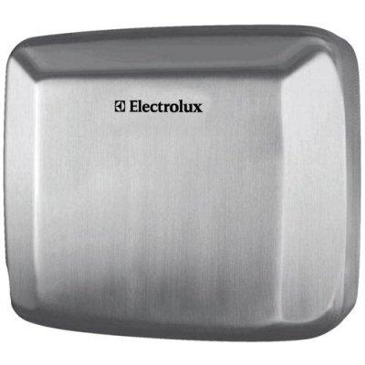 Металлическая сушилка для рук Electrolux EHDA - 2500Антивандальные<br>Металлическая сушилка для рук Electrolux EHDA - 2500 оборудована сенсорными датчиками, которые запускают сушку в тот момент, когда к ней подносят руки, и отключается автоматически после, если руки убрать. Поток воздуха выходит из устройства под специальным углом для более эффективного просушивания рук. Для защиты от повреждений сушка, имеет антивандальный корпус, который защищает ее от наружных повреждений.<br><br>Страна: Швеция<br>Мощность, кВт: 2,5<br>Материал корпуса: Нет<br>Поток воздуха м/с: 30<br>Степень защиты: IP23<br>Цвет корпуса: Хром<br>Минимальный уровень шума, дБа: 85<br>Объем воздушного потока, м3/час: None<br>Средняя скорость высушивания, сек: 1015<br>Температура воздушного потока, С: 60<br>Размеры, мм: 270х240х142<br>Вес, кг: 5<br>Гарантия: 1 год