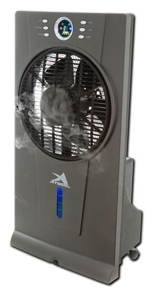 Увлажнитель воздуха Атмос 3103Ультразвуковые<br>Оригинальный дизайн увлажнителя воздуха АТМОС 3103.Данный прибор является практичным и многофункциональным. Поток воздуха, который подаётся в испарительную камеру предварительно проходит очистку при помощи блока воздушных фильтров, расположенного в нижней части устройства и закреплённого на четырёх болтах с помощью крышки. Блок фильтров состоит из двух слоёв: первичный хлопчатобумажный фильтр (удерживает крупные частицы пыли и пр.), фотокаталитический фильтр (разлагает токсические бензольные, альдегидные соединения).<br> <br>Особенности функционирования и технологические преимущества:<br><br>В момент недостатка воды в резервуаре происходит автоматическое отключение<br>Разработан новый электродвигатель с лопастным вентилятором<br>Функция  вентиляции имеет подключение рассекателя воздушного потока<br>Предварительная фотокаталитическая очистка воздуха<br>Оборудование работает на увлажнение, вентиляцию, очистку и ионизацию воздуха<br>Цветной цифровой LED дисплей расположен на лицевой панели<br>Удобный и интуитивно понятный пульт ДУ<br>Компактные четыре колеса для быстрого перемещения<br>Вентилятор работает на три скоростных режима<br>Точный программируемый таймер<br>Выдвижная планка обеспечивает надежную устойчивость<br><br>Несмотря на свои компактные размеры, представленная модель достаточно хорошо оснащена с функциональной, так и с технической стороны. Естественный принцип работы гарантирует высокую производительность, эффективность и экологическую чистоту всех происходящих процессов. Фильтром является обычная водопроводная вода, которая является также одним из дешевых материалом. Корпус изготовлен из специального пластика, который имеет хорошие антикоррозийные свойства и износостойкость. <br><br>Страна: Германия<br>Производитель: None<br>Площадь, м?: 50<br>Площадь по очистке, м?: Нет<br>Обьем бака, л: 2,5<br>Колво режимов работы: 7<br>Расход воды, мл/ч: 190<br>Гигростат: Да<br>Гигрометр: Да<br>Питание, В: 220 В<br>Звуко