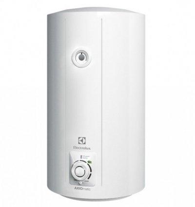 Водонагреватель Electrolux EWH 150 axiomatic150 литров<br>&amp;nbsp; &amp;nbsp; &amp;nbsp;Накопительные водонагреватели&amp;nbsp;EWH 150 AXIOmatic&amp;nbsp;от&amp;nbsp;Electrolux&amp;nbsp;&amp;ndash; это не только европейское качество, основанное на самых последних разработках, высокое качество, но и совершенный дизайн.&amp;nbsp; Водонагреватель для тех, кому необходим достаточно большой объем горячей воды при небольшом энергопотреблении. Удобная панель управления, быстрый нагрев, режим экономичного нагрева &amp;ndash; это все водонагреватель серии&amp;nbsp;EWH AXIOmatic&amp;nbsp;для дома или квартиры.<br>Основные характеристики представленной модели:<br><br>Экономичный режим: повышенный ресурс нагревательного элемента, обеззараживание воды.<br>Стандартный или узкий диаметр &amp;ndash; d34 см для моделей Slim 50 и30 л.<br>Быстрый нагрев &amp;ndash; в модели на 30 литров нагрев до 75 С достигается за 1,26 часа.<br>Две ступени мощности.<br>Эргономичный дизайн панели управления.<br>Стальной внутренний бак, покрытый мелкодисперсной эмалью.<br>Технология защиты ТЭНа - &amp;laquo;Advanced Heater Shield&amp;raquo; + магниевый анод.<br>Максимальное рабочее давление - 7,5 бар.<br>Регулировка температуры от 30 до 50 С.<br>Высокоэффективная (CFC-Free) теплоизоляция.<br>Устройство защитного отключения электричества (УЗО).&amp;nbsp;<br>Защита от сухого нагрева.&amp;nbsp;<br>Класс защиты IPX4.<br>Настенный вертикальный монтаж.<br><br>&amp;nbsp;&amp;nbsp;&amp;nbsp;&amp;nbsp; Шведский концерн AB Electrolux &amp;ndash; это один из крупнейших в мире производителей не только бытовой техники, но и профессионального оборудования. Главным достоинством всей выпускаемой компанией продукции является непревзойденное качество и долгий срок службы приборов. Также всю продукцию Electrolux выделяет стильный, европейский дизайн и современный функционал.<br>&amp;nbsp;<br><br>Страна: Швеция<br>Производитель: Китай<br>Способ нагрева: Электрический<br>Нагревательный элемент: Жаростойкого сплав  Incol