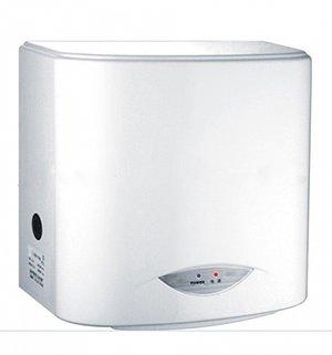 Сушилка для рук Neoclima NHD-1.0 AIRПластиковые<br>Электрический прибор для сушки рук рук Neoclima NHD-2.0 незаменима в местах, где большая проходимость людей. Представленный прибор может использоваться в бинес-центрах, торговых центрах, гостиницах, кинотеатрах, ресторанах и т.д. Рассматриваемое оборудование отличается небольшой мощностью, что позволит использовать оборудование в помещениях с ограниченным электропотреблением или старой проводкой. Для удобства эксплуатации в представленной сушилке для рук предусмотрен инфракрасный датчик движения, который включает и выключаетприбор без прикосновения к нему.<br>Основные характеристики представленной модели:<br><br>Корпус из ударопрочного пластика.<br>Направленный поток воздуха.<br>Автоматическое включение/отключение.<br>Встроенный ИК-датчик движения.<br>Простая установка.<br>Быстрая сушка.<br>Экономное электропотребление.<br>Высококачественные материалы.<br>Удобная эксплуатация.<br>Современный дизайн.<br>Класс защиты IP23.<br>Простота обслуживания.<br>Высокая воздухопроизводительность.<br>Мощный тепловентилятор.<br>Низкий уровень шума при эксплуатации.<br>Надежность.<br>Длительный срок безукоризненной службы.<br><br>&amp;nbsp;<br>Сушилки для рук от компании Neoclima отличаются надежностью и простотой использования. Весь модельный ряд отличается своими конструктивными особенностями: это долговечный двигатель и система бесконтактного включения и выключения. Кроме того, модели сушилок для рук Neoclima сразу обращают внимание на свой дизайн &amp;ndash; современный, но классический и элегантный, он будет весьма гармонично смотреться в любом интерьере. А компактные размеры приборов позволят разместить сушилки для рук в любом удобном месте. Стоит также обратить внимание, что приборы облачены в ударопрочный корпус.<br><br>Страна: Китай<br>Мощность, кВт: 1,1<br>Материал корпуса: Пластик<br>Поток воздуха м/с: 25<br>Степень защиты: IP 23<br>Цвет корпуса: Белый<br>Минимальный уровень шума, дБа: 65<br>Объем воздушного потока, м3/ч