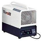 Осушитель воздуха Kroll ТE100100 литров<br>Модель TE100 от торговой марки KROLL производства Германия представляет собой бытовой осушитель, созданный для понижения уровня влажности и стабилизации его на нужном уровне. Может быть использован как на улице, так и в помещении благодаря стальному корпусу с антикоррозийной защитой. Дополнительно оборудован электрическим нагревателем с потребляемой мощностью 2 кВт, что позволяет работать при температуре до 0&amp;deg;С. Имеет ручки и колеса для удобства перемещения агрегата. В процессе работы можно подключить гидростат. Может работать круглосуточно, при этом энергоэкономичен. Имеет бак для сбора конденсата с защитой от переполнения Осушитель экологически безопасен, работает на хладагенте R407C. Kroll Gmbh (Германия) является одной из ведущих европейских компаний в сфере разработки и производства оборудования для отопления, вентиляции, кондиционирования и осушения воздуха. Современнейшие инженерно-проектные наработки компнии Kroll позволяют создавать оборудование для любых климатических условий. Полная автоматизированность высокотехнологического производства позволяет постоянно вносить изменения в изготавливаемую продукцию и делать это в кратчайшие сроки.<br><br>Страна: Германия<br>Производитель: Германия<br>Осушение л\сутки: 100<br>Производительность, мsup3;/ч: 1100<br>Функция обогрева: Да<br>Отвод конденсата: Сбор в бак<br>Емкость бака, л: 24,0<br>Хладагент: R407C<br>Корпус: металл<br>Уровень шума, Дба: 57,3<br>Мощность, Вт: 3280<br>Напряжение, В: 220 В<br>Установка: Напольная<br>Размер ВхШхГ,см: 86x62х61,5<br>Вес, кг: 53<br>Гарантия: 3 года