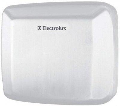 Сушилка для рук Electrolux EHDA/W - 2500Антивандальные<br>Предназначена сушка для постоянного длительного использования, имеет долгий срок службы и высокий уровень производительности. Имеет современный эргономичный дизайн, отлично будет смотреться в любом помещений, имеет небольшие габариты и простая в установке и работе. Сушка для рук Electrolux EHDA/W - 2500 &amp;ndash; отлично подходит для работы в кафе, ресторанах, больницах и школах, а также в гостиницах и в других общественных местах. Отвечает всем стандартам и нормам санитарии и гигиены.<br>Сушка Electrolux EHDA/W - 2500 оборудована сенсорными датчиками, которые запускают сушку в тот момент, когда к ней подносят руки, и отключается автоматически после, если руки убрать. Поток воздуха выходит из устройства под специальным углом для более эффективного просушивания рук. Для защиты от повреждений сушка, имеет антивандальный корпус, который защищает ее от наружных повреждений.<br>Особенности сушки для рук Electrolux EHDA/W - 2500:<br><br>Антивандальный корпус;<br>Режим работы: горячий воздух;<br>Низкий уровень шума;<br>Сенсорные датчики;<br>Удобство в использовании;<br>Высокая надежность и безопасность;<br>Отвечает требованиям санитарных и гигиенических норм.<br><br>&amp;nbsp;<br>Автоматическое включение &amp;ndash; оборудован сенсорными датчиками, которые срабатывают автоматически после поднесения к электросушителю рук и автоматически отключается после того как вы уберете руки. Датчики постоянно производят сканирование пространства под электросушителем.<br>Антивандальный корпус &amp;ndash; электросушилка для рук имеет антивандальный корпус, который защищает прибор от внешних повреждений. Сушка предназначена для работы в общественных местах.<br>Эффективная работа &amp;ndash; электросушитель выпускает струю горячего воздуха, которая позволяет высушить руки за считанные секунды и при этом не обжигает руки. Сушка&amp;nbsp;имеет высокий уровень мощности и при этом работает очень тихо.<br>Электросушитель для рук Electr