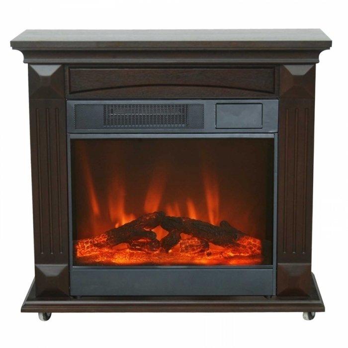 Компактный электрокамин Real-Flame LANSINGКаминокомплекты<br>Real-Flame LANSING   небольшой камин со встроенным электрическим очагом с эффектом живого огня. Обрамление камина выполнено в классическом стиле, простое исполнение очага отлично гармонируют с деревянным обрамлением. Отличительной особенностью данного изделия являются размеры   высота всего 650 мм, а также то, что данный камин оборудован колесиками   прекрасный вариант для квартиры. Портал выполнен в цвете античный дуб, каминная полочка позволяет использовать его как основание под телевизор.<br><br>Страна: Канада<br>Материалы портала: МДФ/нат. шпон<br>Мощность, кВт: 1,5<br>Обогреватель: Есть<br>Фильтр очистки воздуха: Есть<br>Пламя Optiflame: None<br>Эффект топлива: Дрова<br>Цвет: Античный дуб<br>Потрескивание: Нет<br>Пульт: Нет<br>Дисплей: Нет<br>Тип камина: Электрический<br>ГабаритыВШГ,мм: 664x740x254<br>Вес, кг: 26<br>Гарантия: 15 месяцев