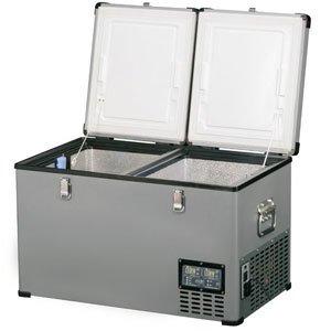 Компрессорный автохолодильник  Indel B TB6541-140 литров<br>Компрессорный автохолодильник IndelB ТВ65   это автомобильный холодильник большого объема, имеющий два независимых друг от друга отсека: холодильную и морозильную камеры. Температура в каждой камере устанавливается отдельно. Рассматриваемая модель оснащена удобным двойным дисплее, где отображается информация о текущих режимах работы каждой из камер. Стоит отметить, что оба отсека имеют внутреннюю подсветку. А так же холодильник имеет возможность подключения на 12 и 230 вольт.<br><br>Страна: Италия<br>Объем, л: 65<br>Мощность, Вт: 65<br>Питание, В: 12/24<br>Max температура, C:: +10<br>Min темп., C: 18<br>Кабель питания: Есть<br>Назначение: Легковой автомобиль<br>Габариты ВxШxД, мм: 495х790х465<br>Вес, кг: 30<br>Гарантия: 3 года