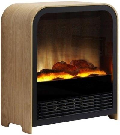 Готовый комплект электрокамина Dimplex NymanКаминные печи<br>Электрическая каминная печь с эффектом живого огня для дома Dimplex Nyman изготовлена в уникальном ретро-дизайне. Маленький чаг помещен внутрь округленного корпуса в деревянном обрамлении. За стеклом размещена имитация сгорающих дров, которые можно дополнять эффектом живого огня - Optiflame (эксклюзивной технологией, запатентованной компанией Димплекс). Печь Dimplex Nyman обеспечивает регулируемый обогрев мощностью до 2 кВт, а также способна функционировать без обогрева. <br><br>Страна: Ирландия<br>Мощность, кВт: 2,0<br>Цвет: Античная вишня<br>Обогреватель: Есть<br>Пламя Optiflame: Есть<br>Эффект топлива: Дрова<br>Тип камина: Электрический<br>ГабаритыВШГ,мм: 503x495x290<br>Гарантия: 1 год<br>Вес, кг: 16