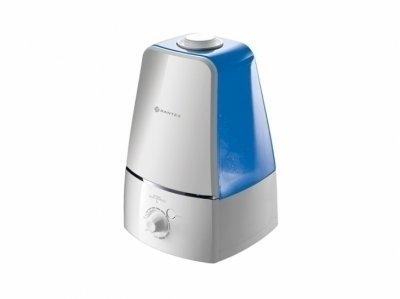 Увлажнитель воздуха Dantex D-H45UGУльтразвуковые<br> <br>Увлажнитель воздуха Dantex D-H45UG поможет Вам создать здоровую и комфортную атмосферу в доме или офисе, защитит от пересыхания воздух, а следовательно   Вашу кожу и слизистые, заботясь о Вашем здоровье, а также мебель и предметы, заботясь о Вашем комфорте.<br>Возможность регулировать направление пара и его интенсивность позволят Вам самостоятельно выбирать наиболее подходящие условия работы увлажнителя.<br>Бесшумная работа прибора позволит использовать его даже во время отдыха.<br> <br>Особенности прибора:<br><br>Ультразвуковое увлажнение<br>Управление скоростью увлажнения<br>Механическое управление прибором<br>Холодный пар<br>Датчик уровня воды<br>Регулировка направления пара<br>Сдвоенные вращающиеся распылители<br>Предусмотрена установка угольного фильтра для очистки воды<br>Низкое потребление электроэнергии<br>Низкий уровень шума<br>Легкий уход за прибором<br>Компактные размеры<br>Стильный дизайн прибора<br>Подсветка резервуара из прозрачного голубого пластика дополняет эффект уюта<br><br> <br> Ультразвуковой увлажнитель будет полезен не только дома, но и в офисе, особенно если там мы проводим большую часть своего времени. Зимой центральное отопление пересушивает воздух не меньше, чем летом   кондиционер. При этом сухой воздух отрицательно влияет не только на состояние кожи, вызывая ее пересыхание и шелушение, но и на слизистые оболочки и органы дыхания, поскольку дыхательные пути, пересыхая, становятся более восприимчивыми к вирусным и простудным заболеваниям.<br>Принцип действия такого увлажнителя чрезвычайно прост: вода из резервуара попадает на ультразвуковую мембрану, которая расщепляет ее на мельчайшие брызги, образуя облако холодного пара. Этот пар, поступая в помещение, смешивается с воздухом, увлажняя его.<br>Прибор нужно устанавливать вдали от отопительных приборов или работающего кондиционера; нельзя устанавливать прибор на теплую поверхность.<br>Управление скоростью выхода пара позволит Вам рег