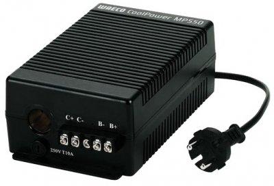 Преобразователь тока Waeco-Dometic CoolPower MPS-50Аксессуары<br>Для компрессорных автомобильных холодильников Waeco, разработанных с использованием компрессоров Danfoss BD 35F/50F, применяется данный преобразователь тока.<br><br>Страна: Германия<br>Мощность, Вт: 150<br>Ток вых., А: 6<br>Напряжение вых., В: 27<br>Напряжение вход., В: None<br>Питание, В: 12/220<br>Габариты ВxШxД, мм: 200 x 70 x 120<br>Вес, кг: 2<br>Объем, л: None<br>Гарантия: 1 год<br>Материал: None
