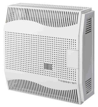 Газовый конвектор Hosseven HDU-5 DKV FanКонвекторы газовые<br>Газовый конвектор Hosseven HDU-5 DKV Fan &amp;ndash; это отопительный прибор, оснащенный вентилятором. Оборудованием предназначено для эксплуатации в помещениях любого назначения, способно быстро и равномерно прогреть весь объем комнаты, не создает сквозняков, безопасно в использовании и долговечно. Модель имеет электронный розжиг, отличается современным стильным внешним обликом и достаточно небольшими размерами для своего класса.<br>Основные характеристики представленной модели:<br><br>Нагревает сразу воздух, а не теплоноситель - быстрый прогрев помещения и минимум потерь тепла (КПД 91%).<br>Быстрая регулировка температуры.<br>Не сжигает кислород, продукты горения удаляются через коаксиальную трубу.<br>Удобное управление: электронный (от батарейки стандартного размера АА) розжиг, регулятор температуры.<br>Закрытый цикл горения делает конвектор абсолютно безопасным для здоровья.<br>Имеет эстетичный внешний вид и компактные размеры.<br>Прибор работает почти бесшумно.<br>Возможность работы от баллона со сжиженным газом.<br>Не требует трубной разводки, поэтому исключены промерзания системы.<br>Установить конвектор проще и легче, чем водяную систему отопления.<br>Чугунный теплообменник.<br>Возможность установки комнатной температуры в диапазоне 13оC &amp;ndash; 38оC.<br>Телескопический газоотвод входит в комплект поставки.<br>Газовый клапан Sit (Италия).<br>Современный дизайн.<br><br>&amp;nbsp;<br>Оптимальная мощность и привлекательный дизайн делают приборы представленной линейки весьма популярными среди пользователей. Оборудование может использоваться для отопления дач, загородных домов, коттеджей, технических и других помещений. Благодаря использованию закрытой камеры сгорания из стали приборы представленного семейства не забирают воздух из обслуживаемого помещения и не влияют на его качество. Стоит упомянуть, что в стандартную комплектацию приборов входит комплект для коаксиального дымохода и перехода на с