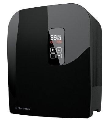 Мойка воздуха Electrolux EHAW-7510DБытовые мойки<br>Представленная модель мойки воздуха&amp;nbsp;Electrolux EHAW-7510D &amp;nbsp;предназначена для выполнения сразу двух функций: интенсивного увлажнения и очистки воздуха. С помощью естественного водяного фильтра&amp;nbsp;пыль и крупные аллергены&amp;nbsp;эффективно устраняются и оседают в поддоне прибора. Предусмотренный серебряный стержень способствует быстрому очищению водопроводной воды от бактерий. Благодаря вместительному водному резервуару прибор способен проработать целую ночь, а элегантный дизайн сделает его украшением любого помещения.<br>Главные особенности модели Electrolux EHAW-7510D:<br><br>Индикатор замены ионизирующего стрежня<br>Электронное управление<br>2 уровня мощности<br>Регулировка влажности<br>Отсутствие сменных фильтров<br>Высокий уровень безопасности<br>Усовершенствованная вентиляционная система<br>Низкие шумовые показатели<br>Удобный водный резервуар<br>Равномерный расход воды<br>Автоматическое отключение при отсутствии воды<br>Экономное потребление электроэнергии<br>Компактные размеры<br>Стильный внешний вид<br>Сенсорное управление при помощи дисплея<br>Автоматическое затемнение дисплея<br>Высокое качество сборки<br>Гарантия производителя<br><br><br>Главным преимуществом является специальный ионизирующий стержень с серебряным напылением. Принцип полноценного функционирования максимально прост и &amp;nbsp;поистине гениален. Для очистки используется обычная водопроводная воды, которая будет экологически чистым и естественным раствором. Превосходное сочетание очистки воздуха и поддержания здорового микроклимата в помещении. Серебряные свойства моментально осуществляют очистку воздуха от бактерий и болезнетворных микроорганизмов. Эффективно устраняются примеси, пыль, пыльца, шерсть домашних животных, споры и другие аллергены.&amp;nbsp; После функции очистки, очищенная вода медленно &amp;nbsp;испаряется.<br>На сегодняшний день мойка является необходимым оборудованием в каждой семье. Все мы знаем,
