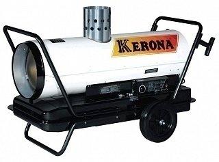 Тепловая пушка Kerona PID-90K20 кВт<br>Тепловые пушки непрямого нагрева Kerona PID-90K разработаны в лучших традициях обогревательного оборудования и имеют высокий КПД. Непрямой нагрев воздуха, имеет отвод выхлопных газов за пределы обслуживающего помещения. Часто в помощь приходит на аварийных объектах, где в срочном порядке необходимо устранить аварию трубопровода, высушить кирпичную кладку и т.д. Обогрев помещения до 200 кв.в. Встроен датчик перегрева и термостат. <br>Преимущества тепловых пушек:<br><br>Корпус устойчив к механическим повреждениям<br>Топливо: керосин и дизель<br>ИК излучение<br>Широкая сфера применения<br>Устойчивая конструкция<br>Небольшой вес<br>Компактные габаритные размеры<br>Мобильность в транспортировке<br>Современный дизайн<br>Бесперебойное функционирование в жестких и агрессивных условиях<br>Сохранение заводского внешнего вида долгий промежуток времени<br>Для управления прибором не требуются специальные навыки<br><br>Жидкотопливная техника имеет специальную продуманную конструкцию корпуса, современный удобный дизайн и превосходную безотказность при функционировании в жестких и агрессивных условиях эксплуатации. Тепловому оборудованию не требуется дымоход, отличный вариант для обогрева складских, производственных и сельскохозяйственных помещений. Управление и монтаж предельно прост, а конструкция максимально надежна в работе. Поверхность корпуса устойчива к механическим повреждениям, что позволяет сохранить идеальный производственный внешний вид долгий период времени. Самый распространенный вариант сушки строительных объектов, за счет высокого уровня производительности и экономичности. При функционировании пушки строительные материалы высыхают намного быстрее, теперь Вам не нужно ждать самостоятельного высыхания. Для использования прибора не требуются специальные навыки, процесс программирования быстрый и удобный. <br><br>Страна: Южная Корея<br>Тип: Жидкотопливный<br>Мощность, кВт: 26<br>Площадь, м?: 200<br>Скорость потока м/с: None<br>Расх