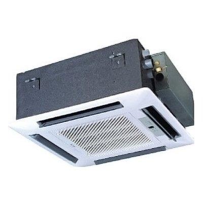 Кассетный кондиционер Aeronik AKH24K3HI/AUHN24NK3HO7.0 кВт - 24 BTU<br>Aeronik (Аероник) AKH24K3HI/AUHN24NK3HO &amp;ndash; это передовой полупромышленный кондиционер кассетного типа, размещаемый в больших помещениях преимущественно коммерческого типа, где есть подвесной потолок. Устройство скрытно монтируется в межпотолочном пространстве и не привлекает к себе много внимания после установки, при этом с особой эффективностью распределяя обработанный воздух.<br>Особенности и преимущества кассетных кондиционеров Aeronik представленной серии:<br><br>Компактный дизайн, легкий вес.<br>Низкий уровень шума.<br>Проводной пульт управления в стандартной комплектации.<br>Беспроводной пульт управления в качестве опции.<br><br>Полупромышленные неинверторные кондиционеры Aeronik &amp;ndash; это производительные климатические устройства, рассчитанные на использование в помещениях с большой площадью, а также на различных объектах коммерческого, жилого или производственного назначения. В рассматриваемой линейке представлены разнообразные внутренние блоки, например, кассетного или напольно-потолочного вида, а также блоки для наружного монтажа.<br><br>Страна: Австрия<br>Площадь, м?: 70<br>Охлаждение, кВт: 6.8<br>Обогрев, кВт: 7.5<br>Компрессор: Не инвертор<br>Расход воздуха, мsup3;/ч: 1180<br>Осушение, л/час: None<br>Длина трассы, м: 50<br>Режимы работы: Холод / тепло<br>Режим приточной вентиляции: Нет<br>Сенсор движения: Нет<br>Фильтры тонкой очистки воздуха: Нет<br>Уровень шума внеш/внутр.б., Дба: 56/43<br>Габариты внут. блока, ВШГ: 240x840x840<br>Габариты внеш. блока ВШГ: 700х1018х412<br>Вес внутр. блока, Кг: 20<br>Вес внеш. блока, Кг: 59<br>Гарантия: 3 года