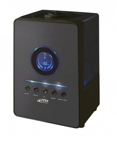 Увлажнитель воздуха Aic SPS-807Ультразвуковые<br>&amp;nbsp; &amp;nbsp; &amp;nbsp;SPS-807 от компании AIC &amp;ndash; это современный ультразвуковой увлажнитель воздуха, который поможет сделать воздух в помещении чистым, свежим и полезным для жизнедеятельности человека. Прибор оборудован, пультом дистанционного управления, на стильном корпусе расположен дисплей, отображающий основные процессы работы. Стоит отметить, что увлажнитель работает практически бесшумно, благодаря чему его можно использовать и в ночное время суток. Для этого также есть специальная подсветка. Обслуживание прибора не составит труда: емкость для воды очень легко извлекается, а автоматическая система безопасности отключит прибор, если вода в емкости закончится.<br>&amp;nbsp;<br>Основные характеристики рассматриваемой модели ультразвукового увлажнителя воздуха:<br><br>Прибор осуществляет автоматический контроль влажности в помещении.<br>Отключаемый режим ионизации (озонирования).<br>Увлажнитель оборудован двухсторонним распылителем пара, который обеспечивает равномерное распределение воздуха в помещении.<br>Возможность установки таймера.<br>Качественный керамический фильтр.<br>Бесшумный и энергосберегающий.<br>Легкость наполнения бака для воды.<br>Отображение показателей влажности на жидкокристаллическом дисплее.<br>Пульт ДУ.<br>Жидкокристаллический дисплей на корпусе прибора.<br>Ночная подсветка.<br>Снижает (устраняет) электростатические заряды.<br>Положительно воздействует на поверхность кожных покровов, сохраняя внешний вид и молодость кожи, а также препятствует возникновению различных заболеваний.<br>Автоматическое отключение прибора при недостаточном уровне воды или удалении водяного бака.<br>Ёмкость: 5.5 л.<br><br>&amp;nbsp;&amp;nbsp;&amp;nbsp;&amp;nbsp; Ультразвуковые увлажнители компании AIC являются одними из самых популярных на рынке климатической техники в настоящее время. Такой спрос обусловлен высоким качеством приборов, а также их функциональностью. Такие приборы используются для уве