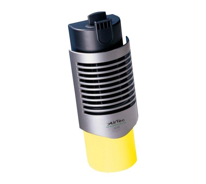 Очиститель воздуха AirTeс XJ-201Без сменных фильтров<br>Компактный воздухоочиститель-ионизатор AirTec XJ-201 прекрасно справляется со своей задачей, очищая воздух и освежая его, создавая в обслуживаемом помещении комфортный и здоровый микроклимат. Представленный прибор экономично расходует электрическую энергию и совершенно безопасен в использовании. Обслуживать агрегат очень просто: необходимо промыть и просушить пылесборные пластины, и воздухоочиститель снова готов к работе!<br>Преимущества воздухоочистителя-ионизатора AirTec XJ-201:<br><br>Создание направленного электрического поля.<br>Очистка от мелкодисперсной пыли.<br>Обогащение воздуха аэроионами кислорода.<br>Уничтожение неприятных запахов и бактерий.<br>Простое управление.<br>Компактные размеры и стильный дизайн.<br>Легкость обслуживания.<br>Высококачественное исполнение.<br>Безопасность эксплуатации.<br><br>Устройство прибора:<br>Прибор представляет собой эргономичный корпус с множеством отверстий для забора и выпуска воздуха, а также одной кнопкой управления. Внутри размещены пылесборные металлические пластины, а также металлическая гребенка с заостренными шпилями и узел генерации отрицательных ионов. Снизу корпуса расположена сетевая вилка для подключения прибора к источнику переменного тока 220В.<br>Серия очистителей воздуха с генератором отрицательных ионов XJ разработана компанией AirTec для создания здоровых и комфортных климатических условий. Данная линейка включает в себя разнообразные приборы, которые имеют различное предназначение. Здесь есть очистители для помещений, для автомобилей и даже холодильников и обуви. Из широкого разнообразия каждый пользователь без труда подберет для себя необходимый агрегат. Стоит&amp;nbsp; отметить, что вся продукция компании AirTec отличается высоким качеством исполнения, а дизайн воздухоочистителей современен, лаконичен и эргономичен.&amp;nbsp;<br><br>Страна: Тайвань<br>Производитель: Тайвань<br>Площадь, м?: 30<br>Воздухообмен мsup3;: None<br>Колво режимов работы