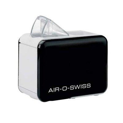Увлажнитель воздуха Air-O-Swiss U7146Ультразвуковые<br>Air-O-Swiss U7146 &amp;ndash; это яркий современный прибор, который поможет побороть чрезмерную сухость воздуха в помещениях. Такой увлажнитель воздуха работает на основе ультразвуковых колебаний. В качестве резервуара для воды используется пластиковая бутылка, объемом в 0,5 литра, что обеспечивает мобильность такого устройства. Конструкция прибора оснащена маломощным, но эффективным вентилятором, который способен работать практически бесшумно.<br>Возможные цветовые варианты: черный, белый, фиолетовый и ярко зеленый.<br><br>Основные преимущества рассматриваемой модели бытового увлажнителя &amp;nbsp;воздуха Air-O-Swiss:<br><br>Механическая система управления при помощи удобного регулятора.<br>Яркий стильный дизайн.<br>Мобильность и функциональность.<br>В качестве емкости для воды используется любая стандартная бутылка объемом 500 мл.<br>Инновационное поколение увлажняющих дисков &amp;mdash; &amp;laquo;технология соты&amp;raquo;.<br>Уникальная мембрана &amp;laquo;glass-plate&amp;raquo;, повышающая производительность прибора на 20%.<br>Светодиодная индикация работы.<br>Неоновая подсветка пара.<br>Невероятно низкий уровень звукового давления.<br>В комплекте поставляется шнур с адаптером.<br>Автоматическое отключение при низком уровне воды.<br><br>&amp;nbsp;<br>Ультразвуковые увлажнители воздуха &amp;nbsp;Boneco Air-O-Swiss &amp;ndash; это приборы, которые, несомненно, необходимы в каждом доме. Приборы серии U можно брать с собой в поездку или на работу, ведь они имеют компактные размеры и не займут много места. Работа таких устройств заключается в том, что ультразвуковая мембрана разбивает воду на мельчайшие частички и устройство, при помощи встроенного вентилятора подает их в помещение в виде пара или тумана. Все приборы выполнены в современном дизайне, на выбор предоставляется несколько ярких цветовых вариантов исполнения.<br><br>Страна: Швейцария<br>Производитель: Швейцария<br>Площадь, м?: 20<br>Площадь по очистк