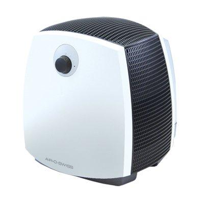 Мойка воздуха Air-O-Swiss W2055AБытовые мойки<br>W2055A от Air-O-Swiss   это бытовая мойка воздуха, которая характеризуется высокой эффективностью, многофункциональностью и простой системой управления. Такая модель может очистить воздух в помещении, сделать комфортной относительную влажность в помещении, а также может быть использована в качестве ароматизатора воздуха. Управление работой осуществляется специальным регулятором, который находится на лицевой панели оборудования.<br><br>Основные преимущества рассматриваемой модели бытовой мойки воздуха Air-O-Swiss:<br><br>Работа в режимах увлажнения и очищения воздуха.<br>Вместительный резервуар для воды.<br>Подача пара в двух направлениях.<br>Инновационное поколение увлажняющих дисков    технология соты .<br>Антибактериальная защита гарантирована  ионизирующим серебряным стержнем (ISS).<br>Реализована функция предварительной ионизации воздуха.<br>Возможность ароматизации воздуха.<br>Две ступени мощности.<br>Ночной режим работы прибора.<br>Простое обслуживание и уход (большинство пластиковых частей можно мыть в посудомоечной машине).<br>Компоненты и материалы непревзойденного качества.<br>Функция автоматического отключения при недостаточном уровне воды.<br>Высокие показатели по увлажнению.<br>Практически бесшумная работа.<br>Отсутствие сменных фильтров, расходных материалов. <br><br>Серия моек воздуха Boneco Air-O-Swiss   это семейство приборов нового поколения, которые помогут создать комфортные климатические условия у вас дома еще проще и быстрее. Все устройства оборудованы увлажняющими дисками новейшего поколения компании Plaston  Технология соты _ что делает работу моек еще более эффективной и безопасной. Стоит отметить, что такое оборудование можно устанавливать даже в детской комнате, что поможет сделать сон ребенка крепким и здоровым, благодаря встроенной технологии обеззараживания воздуха.  <br><br>Страна: Швейцария<br>Производитель: Швейцария<br>S увлажнения, м?: 50<br>S очистки, м?: 50<br>Воздухообмен мsup3;: 