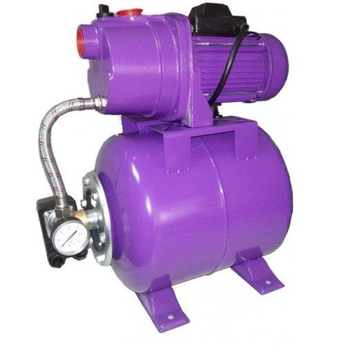 Насосная станция Aquatic APS 80Поверхностные станции<br>Чугунная насосная станция Aquatic (Акватик) APS 80 &amp;ndash; это идеальное решения для тех домовладений, где необходимо создать автономную систему водопровода, полива или повысить и поддержать давление в системе. Модель изготовлена из чугуна &amp;ndash; материала, прочнее которого невозможно придумать. Станция поставляется готовой к монтажу, в комплекте поставляется расширительный бак, емкостью в 20 литров.<br>Основные преимущества насосной станции от бренда Aquatic:<br><br>Насосная станция для забора воды из различных источников.<br>Прибор укомплектован манометром.<br>Работа с низким уровнем звукового давления.<br>Имеет низкое энергопотребление и небольшие габариты.<br>Незатруднительный монтаж.<br>Предусмотрена защита двигателя от перегрузки.<br>Корпус насоса изготовлен из высококачественной стали или пластика.<br>В качестве материала изготовления вала используется нержавеющая сталь.<br>Рабочее колесо изготовлено из норила.<br>Механически переключатель скорости на корпусе устройства.<br>Высокий класс защиты &amp;ndash; IP44<br>Класс изоляции &amp;laquo;В&amp;raquo;.<br>Максимально допустимый напор &amp;ndash; 44 метра.<br>Долговечность эксплуатации.<br><br>Наш интернет - магазин предлагает вниманию пользователей высокоэффективные модели насосных станций от торговой марки Aquatic. Приборы разработаны специально для осуществления откачивания воды из накопительных резервуаров, разного рода колодцев или скважин. Также насосные станции данной серии способны поддерживать номинальное давление в системах водопроводов различного назначения в автоматическом режиме. Для изготовления оборудования применяются только высококачественные материалы, долговечные в использовании. Потребление электроэнергии минимально для такого типа оборудования, что сделало агрегаты экономичными и практичными.<br><br>Страна: Китай<br>Производитель: Китай<br>Производительность, л/мин: 53,33<br>Объем бака, л: 20<br>Мощность, Вт: 800<br>Напряжен