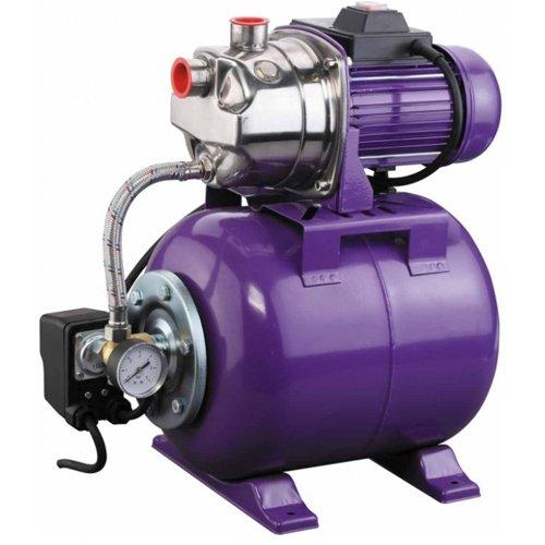 Насосная станция Aquatic APS 80 INOXПоверхностные станции<br>Предлагаем вашему вниманию современную насосную станцию Aquatic (Акватик) APS 80 INOX, корпус которой изготовлен из качественной нержавеющей стали. Специально для удобства монтажа и сокращения времени его проведения модель укомплектована расширительным баком, емкостью в двадцать литров. Обратите внимание: температура перекачиваемой воды не должна быть выше 30 градусов!<br>Основные преимущества насосной станции от бренда Aquatic:<br><br>Насосная станция для забора воды из различных источников.<br>Прибор укомплектован манометром.<br>Работа с низким уровнем звукового давления.<br>Имеет низкое энергопотребление и небольшие габариты.<br>Незатруднительный монтаж.<br>Предусмотрена защита двигателя от перегрузки.<br>Корпус насоса изготовлен из высококачественной стали или пластика.<br>В качестве материала изготовления вала используется нержавеющая сталь.<br>Рабочее колесо изготовлено из норила.<br>Механически переключатель скорости на корпусе устройства.<br>Высокий класс защиты   IP44<br>Класс изоляции  В .<br>Максимально допустимый напор   44 метра.<br>Долговечность эксплуатации.<br><br>Предлагаем вниманию пользователей высокоэффективные модели насосных станций от торговой марки Aquatic. Приборы разработаны специально для осуществления откачивания воды из накопительных резервуаров, разного рода колодцев или скважин. Также насосные станции данной серии способны поддерживать номинальное давление в системах водопроводов различного назначения в автоматическом режиме. Для изготовления оборудования применяются только высококачественные материалы, долговечные в использовании. Потребление электроэнергии минимально для такого типа оборудования, что сделало агрегаты экономичными и практичными.<br><br>Страна: Китай<br>Производитель: Китай<br>Производ. л/мин: 53,33<br>Объем бака, л: 20<br>Мощность, Вт: 800<br>Напряжение сети, В: 220 В<br>Max напор, м: 44<br>Рабочая глубина, м: 40<br>Max темп. жидкости, С: 35<br>диаметр подсо