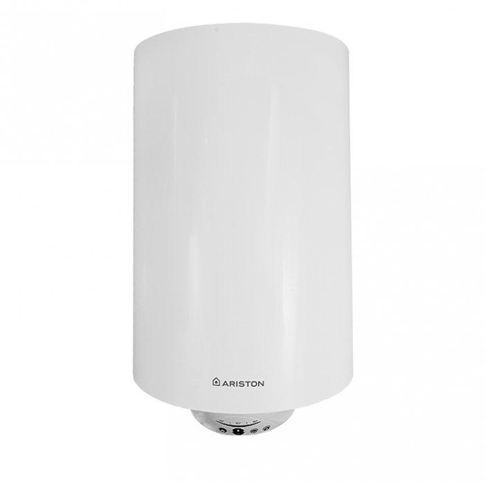 Водонагреватель Ariston ABS PRO ECO PW 80 V SLIM80 литров<br>Ariston ABS PRO ECO PW 80 V SLIM &amp;ndash; это накопительный электрический водонагреватель в узком исполнении для вертикального настенного размещения. Представленная модель предназначается для эксплуатации в квартире или коттедже, и с легкостью способна обеспечить нужным количеством горячей воды ванную, кухню или душевую. Рассматриваемое оборудование отличается ускоренным нагревом воды, экономичностью, абсолютной безопасностью, надежностью и высоким качеством комплектующих деталей.<br>&amp;nbsp;<br>Основные характеристики представленной модели:<br><br>ускоренный нагрев воды благодаря наличию второго ТЭНа (1,5 кВт + 1,0 кВт) ;<br>ABS 2.0 &amp;mdash; абсолютно безопасная система с устройством защитного отключения (УЗО);<br>надежная активная электрическая защита;<br>защита от включения без воды;<br>ECO &amp;mdash; профессиональная система защиты от бактерий;<br>покрытие AG+ для защиты от коррозии и очищения воды;<br>узкая цилиндрическая форма бака (SLIM) ;<br>уникальная технология сварки MICRO PLAZMA TIG;<br>тестирование бака при 16 атм;<br>увеличенный магниевый анод для дополнительной защиты;<br>встроенный электронный термометр;<br>система автодиагностики;<br>NANOMIX &amp;mdash; уникальная система распределения воды в баке;<br>защита от перегрева;<br>длительный гарантийный срок эксплуатации.<br><br>&amp;nbsp;<br>Линейка водонагревательных приборов ABS PRO ECO POWER SLIM от компании &amp;nbsp;Ariston &amp;ndash; это оборудование, разработанное специально для домашнего использования. Весь модельный ряд данного семейства отличается ускоренным нагревом воды, эксклюзивным покрытием бака и узким корпусом, диаметр которого всего лишь 353 мм. Кроме того, приборы этой линейки являются обладателями стильного внешнего облика, который действительно органично и ненавязчиво впишется в любой интерьер.<br><br><br>Страна: Италия<br>Производитель: Россия<br>Способ нагрева: Электрический<br>Нагревательный элемент: Трубчатый<