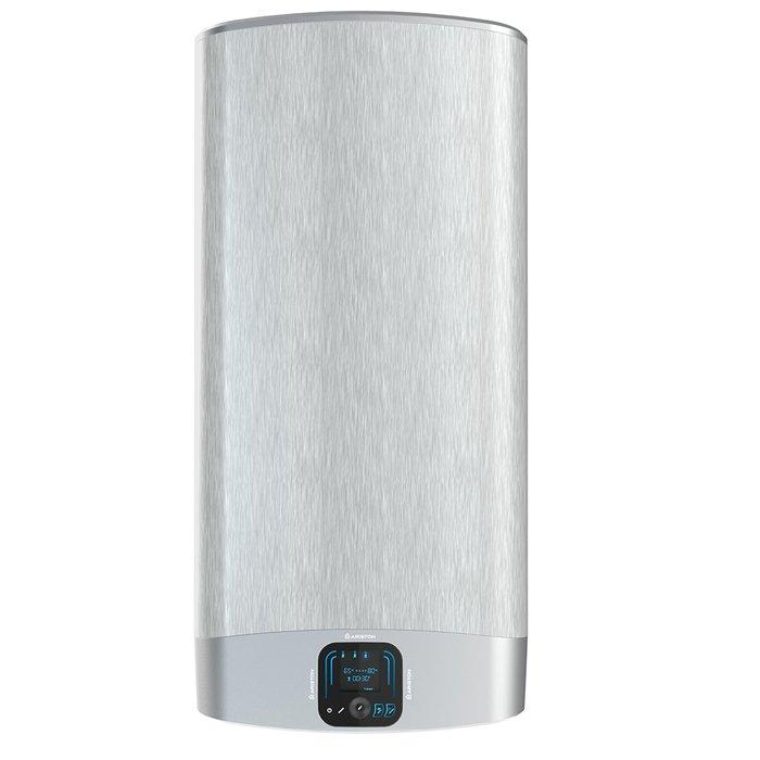 Водонагреватель Ariston ABS VLS EVO INOX QH 100100 литров<br>Накопительный электрический водонагреватель Ariston (Аристон) ABS VLS EVO INOX QH 100 отличается высокой производительностью при эксплуатации и экономичным подходом к энергопотреблению. Данная модель представлена с новейшей комплектацией, для изготовления элементов которой были использованы материалы особой прочности. Присутствует система самодиагностики.<br>Особенности и преимущества настенных накопительных электрических водонагревателей Ariston&amp;nbsp; серии &amp;laquo;ABS VELIS EVO INOX QH&amp;raquo;:<br><br>душ всего за 29 мин для модели объемом 50л;<br>экономия электроэнергии до 75% благодаря функции программирования;<br>экономия электроэнергии до 14%;<br>информация о количестве порций горячей воды для принятия душа;<br>дружелюбный пользовательский интерфейс;<br>внутренний бак из нержавеющей стали с дополнительной защитой шва4<br>возможность вертикального и горизонтального монтажа;<br>экономит пространство;<br>передовая конструкция для быстрого нагрева и экономии электроэнергии;<br>трехступенчатая электронная система защиты;<br>+15% горячей воды за то же время благодаря технологии nanomix;<br>поворачивающийся led дисплей;<br>сварка micro plazma tig;<br>система автодиагностики;<br>защита от перегрева;<br>тестирование бака при 16 атм;<br>эргономичный современный дизайн с тщательно продуманной конструкцией4<br>максимальный комфорт и безопасность эксплуатации.<br><br>Настенные накопительные электрические водонагреватели Ariston&amp;nbsp; серии &amp;laquo;ABS VELIS EVO INOX QH&amp;raquo; представлены линейкой суперкомпактных&amp;nbsp; бытовых моделей, исполненных в стильных современных корпусах из особопрочных материалов. Все агрегаты оснащены уникальным передовым функциональным набором и имеют встроенную систему полной безопасности при эксплуатации.<br><br>Страна: Италия<br>Производитель: Россия<br>Способ нагрева: Электрический<br>Нагревательный элемент: Трубчатый<br>Объем, л: 100<br>Темп. нагрева, С: 8