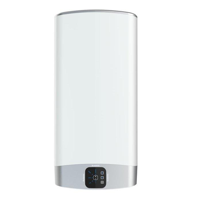 Электрический накопительный водонагреватель Ariston ABS VLS EVO PW 100100 литров<br>Электрический водонагреватель Ariston (Аристон) ABS VLS EVO PW 100 оснащен высокотехнологичной многоступенчатой системой безопасности, благодаря чему отлично подходит для установки и эксплуатации в различных бытовых помещениях. Агрегат быстро и эффективно осуществляет нагрев воды, легок в монтаже и обслуживании, а управление его работой производится при помощи передовой панели управления.<br>Особенности и преимущества настенных накопительных электрических водонагревателей Ariston  серии  ABS VELIS EVO PW :<br><br>экономия электроэнергии до 14%;<br>точная настройка и отображение температуры;<br>возможность вертикального и горизонтального монтажа;<br>трехступенчатая электронная система защиты;<br>сварка micro plazma tig;<br>защита от перегрева;<br>ускоренный нагрев за счет двух нагревательных элементов (1,5 квт + 1 квт);<br>эмалевое покрытие ag+ защищает внутренний бак от коррозии;<br>информация о количестве порций горячей воды для принятия душа;<br>экономит пространство;<br>передовая конструкция для быстрого нагрева и экономии электроэнергии;<br>+15% горячей воды за то же время благодаря технологии nanomix;<br>система автодиагностики;<br>тестирование бака при 16 атм;<br>эргономичный современный дизайн с тщательно продуманной конструкцией;<br>максимальный комфорт и безопасность эксплуатации.<br><br>Настенные накопительные электрические водонагреватели Ariston  серии  ABS VELIS EVO PW    это высокотехнологичные и абсолютно безопасные агрегаты, применяемые в различных помещениях для производительного и экономичного приготовления горячей бытовой воды. Новейшая комплектация моделей данной серии обуславливает высокий комфорт при их эксплуатации.<br><br>Страна: Италия<br>Производитель: Россия<br>Способ нагрева: Электрический<br>Нагревательный элемент: Трубчатый<br>Объем, л: 100<br>Темп. нагрева, С: 80<br>Мощность, кВт: 2,5<br>Напряжение сети, В: 220 В<br>Плоский бак: Нет<br>Узкий бак Slim: Н