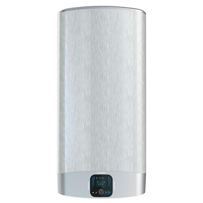 Электрический накопительный водонагреватель Ariston ABS VLS EVO QH 5050 литров<br>Ariston (Аристон) ABS VLS EVO QH 50   это высокопроизводительный электрический водонагреватель, предназначенный для установки и эксплуатации в бытовых помещениях. Агрегат универсален в монтаже, отлично защищен от внешних воздействий и не подвержен образованию коррозии. Его увеличенный срок эксплуатации также обусловлен отличным качеством исполнения всех элементов комплектации.<br>Особенности и преимущества настенных накопительных электрических водонагревателей Ariston  серии  ABS VELIS EVO QH :<br><br>душ всего за 29 мин для модели объемом 50л;<br>экономия электроэнергии до 14%;<br>эмалированный никель-хромовый тэн с эффектом  антинакипь ;<br>возможность вертикального и горизонтального монтажа;<br>трехступенчатая электронная система защиты;<br>поворачивающийся led дисплей;<br>система автодиагностики;<br>экономия электроэнергии до 75% благодаря функции программирования;<br>эмалевое покрытие ag+ защищает внутренний бак от коррозии;<br>информация о количестве порций горячей воды для принятия душа;<br>экономит пространство;<br>передовая конструкция для быстрого нагрева и экономии электроэнергии;<br>+15% горячей воды за то же время благодаря технологии nanomix;<br>сварка micro plazma tig;<br>защита от перегрева;<br>тестирование бака при 16 атм;<br>эргономичный современный дизайн с тщательно продуманной конструкцией;<br>максимальный комфорт и безопасность эксплуатации.<br><br>Настенные накопительные электрические водонагреватели Ariston  серии  ABS VELIS EVO QH  представлены линейкой передовых компактных бытовых моделей с универсальным монтажом и высокотехнологичной комплектацией. Для агрегатов данной серии характерны отличные показатели энергоэффективности в любых условиях эксплуатации и несравненная надежность элементов оснащения.<br><br>Страна: Италия<br>Производитель: Россия<br>Способ нагрева: Электрический<br>Нагревательный элемент: Трубчатый<br>Объем, л: 50<br>Темп. нагрева, С: 80<br>М
