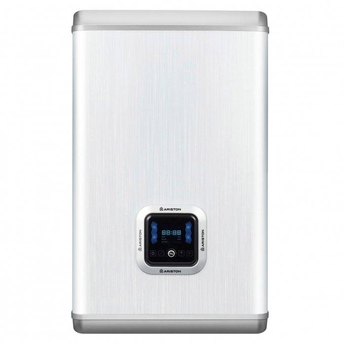 Электрический накопительный водонагреватель Ariston ABS VLS QH 3030 литров<br>Ariston ABS VLS QH 30   это электрические водонагреватели с универсальным монтажом, предназначенные для настенного крепления. Представленная модель оснащена накопительным баком, емкостью 30 литров, который изготовлен из нержавеющей стали и покрыт специальным защитным слоем Ag+, предотвращающим образование очагов коррозии и очищающим воду от бактерий. Стоит отметить, что прибор очень быстро нагревает воду, что особенно актуально утром во время первого душа.<br> <br>Основные характеристики представленной модели:<br><br>функция QUICK HEATING   ускоренный нагрев воды за счет второго нагревательного;<br>элемента в  выходящем  баке (1,5 кВт + 1 кВт) ;<br>индикатор готовности душа;<br>поворачивающийся LED дисплей;<br>ABS 2.0   абсолютно безопасная система с устройством защитного отключения (УЗО);<br>активная электрическая защита;<br>защита от включения без воды;<br>ECO   профессиональная система защиты от бактерий;<br>покрытие AG+ для защиты от коррозии и очищения воды;<br>плоская форма бака;<br>универсальный монтаж (вертикальный и горизонтальный) ;<br>самый быстрый нагрев воды, необходимой для первого душа;<br>цифровой дисплей с функцией программирования;<br>сварка MICRO PLAZMA TIG;<br>система автодиагностики;<br>NANOMIX   уникальная форма рассекателя, позволяющая получить больше воды для душа за меньшее время;<br>защита от перегрева;<br>тестирование бака при 16 атм;<br>длительный гарантийный срок гарантийного обслуживания.<br><br> <br>Линейка водонагревательного оборудования ABS VELIS QH от известного мирового производителя Ariston   это настенные накопительные водонагреватели с плоской формой корпуса, благодаря которой приборы с легкостью размещаются в любом удобном месте. Стоит также отметить строгий дизайн и элегантный благородный серебристый цвет прибора, которые сделают данное оборудованием поистине изюминкой интерьера.<br> <br><br>Страна: Италия<br>Производитель: Россия<br>Способ нагрева: