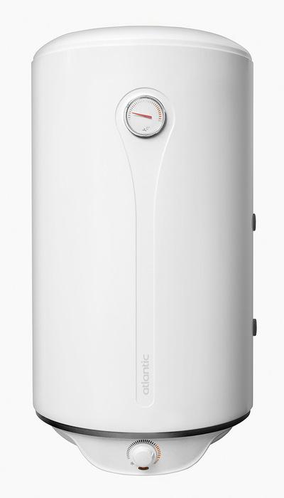 Бойлер косвенного нагрева Atlantic 100100 литров<br>     Особенность водонагревателя комбинированного нагрева Atlantic -100 заключается в том, что в жаркие месяцы он работает от медного ТЭНа, а в холодные сезоны использует тепловую энергию систем отопления, так как прибор не только трубчатым нагревательным элементом, но еще и змеевиком. Отопительная труба присоединяется к водонагревателю через кран, который перекрывается по окончании отопительного сезона. Таким образом, представленная модель весьма экономична в расходе электрической энергии.<br>Особенности представленной модели комбинированного бойлера:<br><br>Возможность подключения к любой системе отопления;<br>Не требует специальных разрешительных документов;<br>Быстро нагревает воду;<br>Имеет простое переключение режимов теплообменник /ТЭН кнопкой Зима/Лето;<br>В комплект входит специальный термостат управления для автоматической подачи теплоносителя;<br>Имеет теплоизоляцию высокой плотности;<br>Рабочий бак и колба ТЭНа покрыты стеклокерамикой с содержанием циркония   100% защита от электрохимической коррозии и дополнительные антибактериальные свойства;<br>Обладает внешним терморегулятором, который позволяет легко задать температуру нагрева воды;<br>Точный капиллярный трехклеммный термостат управления позволяет экономить электроэнергию до 15%;<br>Теплообменник обладает толщиной стали3 мм;<br>Обладает магниевым анодом, помогающим предотвратить образование накипи на ТЭНе;<br>Имеет экономичный медный ТЭН, обеспечивающий быстрый и равномерный нагрев воды;<br>Оснащен антибактериальным покрытием в виде суперэмали, в которое добавлен титан, кобальт и цирконий;<br>Тихая работа.<br><br>     Семейство настенных водонагревателей комбинированного нагрева Atlantic CWH сможет полностью удовлетворить потребность семьи в горячей воде. Стильный, современный и элегантный дизайн, продуманная до самых мельчайших деталей конструкция водонагревателей этой серии делают эксплуатацию приборов максимально комфортной и безопасной. Главные