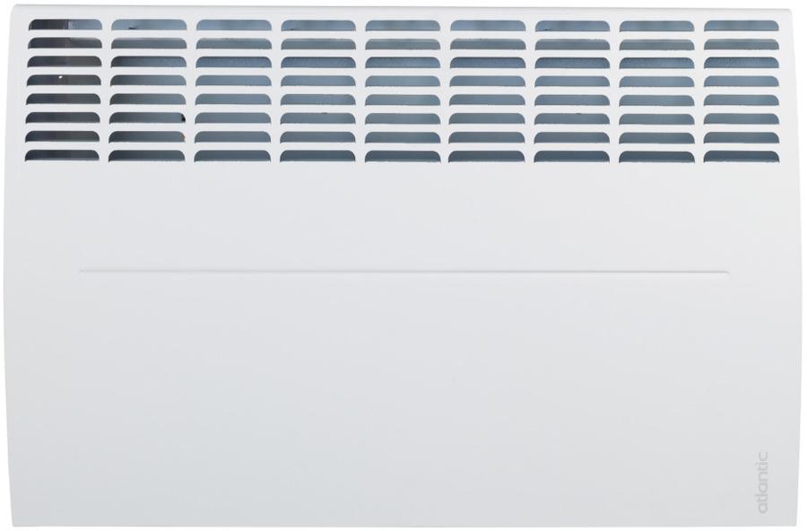 Конвектор электрический Atlantic F119 500W5 м? - 0.5 кВт<br>Модель электрического конвектора Atlantic (Атлантик) F119 500W была разработана специально для качественного обогрева помещения. Благодаря встроенному в общую конструкцию алюминиевому нагревательному элементу, прибор не пересушивает воздух во время функционирования. Высокие показатели мощности оборудования отлично дополняются простотой в управлении конвектором.<br>Особенности и преимущества:<br><br>Закрытый нагревательный элемент: безопасный, бесшумный, долговечный<br>Технология Soft Air обеспечивает комфортный микроклимат в помещении -  не сушит воздух, не сжигает кислород<br>Быстрый нагрев благодаря эффективному и равномерному распространению тепла от передней панели прибора<br>Электронный термостат для экономии энергии до 15% (по сравнению с механическим конвектором)<br>Встроенный датчик падения гарантирует выключение конвектора при падении<br>Встроенная защита от перегрева и двойная изоляции (класс защиты II)<br><br>Электрические конвекторы Atlantic серии F119 Design отличаются компактными размерами, поэтому будут практически незаметны в помещениях после монтажа. Приборы оснащены электронным блоком управления, поэтому характеризуются высокой точностью выдаваемых температур. Все модели из серии могут быть использованы, как основной или дополнительный источник обогрева дома.<br><br>Страна: Франция<br>Производитель: Украина<br>Mощность, Вт: 500<br>Площадь, м?: 5<br>Класс защиты: IP25<br>Настенный монтаж: Да<br>Термостат: Электронный<br>Тип установки: Настенная<br>Длина конвектора: 384<br>Высота конвектора: 451<br>Отключение при перегреве: Есть<br>Отключение при опрокидывании: Есть<br>Влагозащитный корпус IP44: Нет<br>Ионизатор: Нет<br>Дисплей: Нет<br>Питание В/Гц: 220/50<br>Размеры ВхШхГ: 451x384x98<br>Вес, кг: 4<br>Гарантия: 5 лет