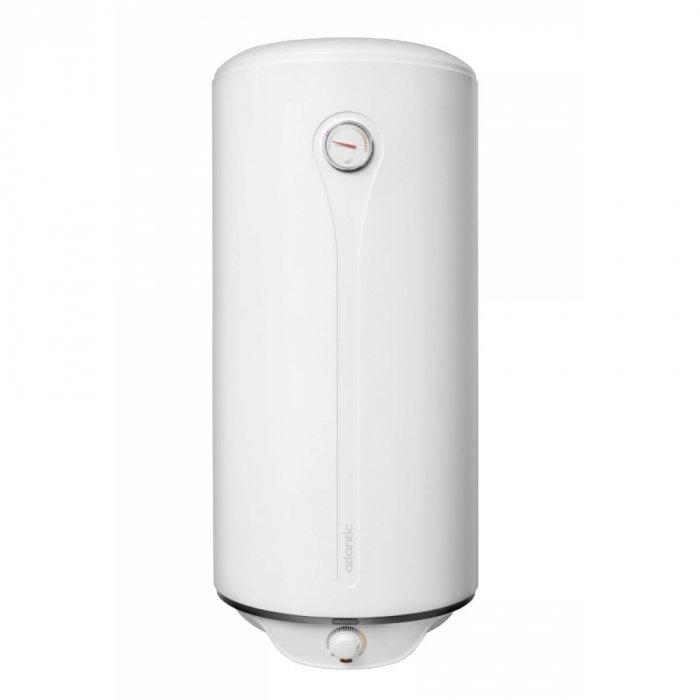 Электрический накопительный водонагреватель Atlantic OPRO TURBO 100100 литров<br>Водонагреватель накопительного типа Atlantic (Атлантик) OPRO TURBO 100 станет прекрасным выбором для небольшой семьи. Агрегат оснащен вместительной емкостью, а также греющим элементом повышенной мощности, который обеспечивает более быстрый подогрев воды до необходимой пользователю температуры. Также стоит отметить наличие отличной защиты от накипи, плотного слоя термоизоляции и простого механического управления.<br>Особенности и преимущества электрических накопительных водонагревателей Atlantic серии O`PRO TURBO:<br><br>OPro Ohmicprotection<br>Внутренний бак покрыт качественной эмалью<br>Теплоизоляция высокой плотности гарантирует низкие потери тепла та длительный период сохраняет воду горячей<br>Сверхточный капиллярный термостат - 15% экономия электроэнергии<br>ТЭН увеличенной мощности<br>Ускоренный нагрев<br>Внешний регулятор температуры позволяет легко задать температуру нагрева воды<br>Индикация работы<br>Вертикальный монтаж<br>Авторский дизайн Atlantic<br><br>Традиционная цилиндрическая форма, прекрасная защита от образования коррозии, удобное механическое управление, отсутствие нужды в постоянном сервисном обслуживании   это далеко не исчерпывающий список преимущества серии водонагревателей O`PRO TURBO. Над внешним обликом специально трудились специалисты компании Atlantic, стремясь сочетать функциональность и стиль, подчеркивая безупречность выбранного дизайнерского решения. <br><br>Страна: Франция<br>Производитель: Украина<br>Способ нагрева: Электрический<br>Нагревательный элемент: Трубчатый<br>Объем, л: 100<br>Темп. нагрева, С: 70<br>Мощность, кВт: 2,5<br>Напряжение сети, В: 220 В<br>Плоский бак: Нет<br>Узкий бак Slim: Нет<br>Магниевый анод: Да<br>Колво ТЭНов: 1<br>Дисплей: Нет<br>Сухой ТЭН: Нет<br>Защита от перегрева: Да<br>Покрытие бака: Эмаль<br>Тип установки: Вертикальная<br>Подводка: Нижняя<br>Управление: Механическое<br>Размеры ШхВхГ, см: 43.3х97х45.1<br>Вес, кг: 26<br>Га