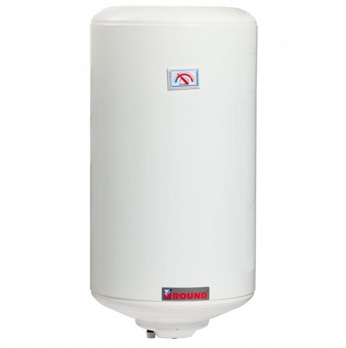 Водонагреватель Atlantic Round 8080 литров<br>Настенный накопительный водонагреватель 80 литров Atlantic Round 80 имеет плотный толстый слой изоляции, благодаря чему вода в баке остывает очень медленно. Это делает электрический водонагреватель весьма экономичным в расходе электрической энергии. Стоит также отметить, что агрегат защищен от перегрева и большого давления, что делает эксплуатацию водонагревателя полностью безопасной.<br><br>Страна: Франция<br>Производитель: Украина<br>Способ нагрева: Электрический<br>Нагревательный элемент: Медный<br>Объем, л: 80<br>Темп. нагрева, С: 65<br>Мощность, кВт: 1,5<br>Напряжение сети, В: 220 В<br>Плоский бак: Нет<br>Узкий бак Slim: Нет<br>Магниевый анод: Да<br>Колво ТЭНов: 1<br>Дисплей: Нет<br>Сухой ТЭН: Нет<br>Защита от перегрева: Есть<br>Покрытие бака: Стеклокерамика<br>Тип установки: Вертикальная<br>Подводка: Нижняя<br>Управление: Механическое<br>Размеры ШхВхГ, см: 43,3x82,1x45<br>Вес, кг: 18<br>Гарантия: 3 года<br>Ширина мм: 433<br>Высота мм: 821<br>Глубина мм: 450