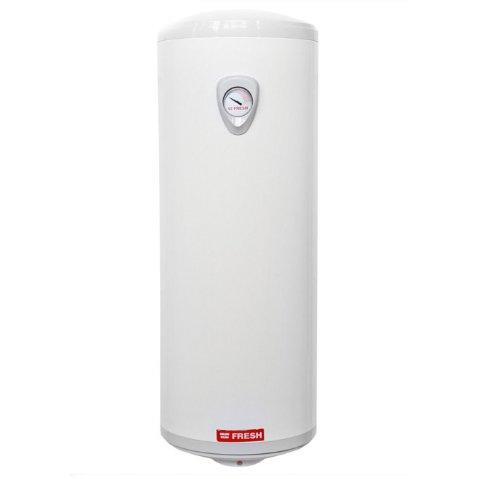 Электрический накопительный водонагреватель Atmor Fresh DOLPHIN V/F/E 80LT80 литров<br>Вместительный восьмидесятилитровый бойлер Atmor (Атмор) V/F/E 80LT станет прекрасным вариантом источника горячего водоснабжения для средней или большой семьи. Модель оборудована простой и понятной каждому системой управления: для установки желаемой температуры нагрева предусмотрен механический регулятор. Изнутри бак покрыт эмалью.<br>Основные достоинства рассматриваемой модели водонагревателя от бренда Atmor:<br><br>Узкий диаметр водонагревателя<br>Улучшенная термоизоляция<br>Малое потребление электроэнергии<br>Длительное время работы<br>Большой магниевый анод обеспечивает максимальную защиту от коррозии<br>Регулятор температуры<br>Защита от включения без воды<br>Электростатическое полиэфирное покрытие придает приятный глянцевый вид и обеспечивает защиту<br>Аналоговый термометр<br>3 года гарантии от производителя<br><br>Водогрейное оборудование от компании Atmor   это широкий выбор моделей, которые различаются мощностью, вариантом монтажа, управлением и внешним обликом. Все приборы изготовлены по современным технологиям из качественных и износоустойчивых материалов. Водонагреватели Atmor способны обеспечить эффективную работу в бытовых условиях с водой любой жесткости.<br><br>Страна: Израиль<br>Производитель: Египет<br>Способ нагрева: Электрический<br>Нагревательный элемент: Трубчатый<br>Объем, л: 80<br>Темп. нагрева, С: 75<br>Мощность, кВт: 1.5<br>Напряжение сети, В: 220 В<br>Плоский бак: Нет<br>Узкий бак Slim: Да<br>Магниевый анод: Да<br>Колво ТЭНов: 1<br>Дисплей: Нет<br>Сухой ТЭН: Нет<br>Защита от перегрева: Да<br>Покрытие бака: Эмаль<br>Тип установки: Вертикальная<br>Подводка: Нижняя<br>Управление: Механическое<br>Размеры ШхВхГ, см: 104x38x40.7<br>Вес, кг: 23<br>Гарантия: 3 года<br>Ширина мм: 1040<br>Высота мм: 380<br>Глубина мм: 407