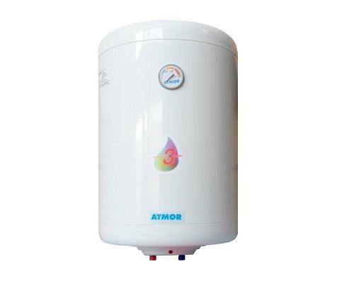 Электрический накопительный водонагреватель Atmor MARINA V/F/E 50LT50 литров<br>Водонагреватель Atmor (Атмор) MARINA V/F/E 50LT с пятидесятилитровой емкостью   прекрасный выбор для достаточно большой семьи. Стоит отметить, что конструкция прибора предусматривает наличие нагревательного элемента, площадь которого увеличена. За счет этого прибор быстро нагревает воду до 65оС (за 72 минуты), а после сохраняет ее температуру благодаря наличию слоя термоизоляции. Прибор предназначен для настенной установки в вертикальном положении.<br>Особенности и преимущества накопительных водонагревателей Atmor серии MARINA:<br><br>Круглый вертикальный накопительный водонагреватель.<br>Встроенный терморегулятор включения/выключения с защитой от влаги.<br>Медный ТЭН с тепловой и токовой защитой.<br>Увеличенная площадь нагревательного элемента.<br>Магниевый анод увеличенного размера (Диаметр 21 мм, длина 225 мм).<br>Съемный фланец обеспечивает удобное обслуживание водонагревателя с возможностью замены нагревательного элемента и магниевого анода.<br>Индикатор температуры нагрева воды.<br>Индикатор включения.<br><br>Комплектация:<br><br>водонагреватель,<br>предохранительный клапан,<br>крепежный фланец,<br>переходники для труб,<br>элементы крепления,<br>электропровод с электровилкой,<br>инструкция,<br>гарантийный талон.<br><br>Емкостные водонагреватели Atmor надежно защищены от накипи и ржавчины. Внутренняя поверхность накопительного бака для воды покрыта специальной стеклокерамической эмалью, которая обеспечивает сопротивляемость разрушительному химическому воздействию воды. Сменный увеличенный магниевый анод  дополнительно защищает от образования коррозии, а также предотвращает появление накипи на ТЭНе. Такой комплексный подход весьма эффективен и значительно увеличивает ресурс работы прибора. В интернет-магазине mircli.ru водонагреватели Atmor вы можете приобрести в полной комплектации с официальной гарантией.<br><br>Страна: Израиль<br>Производитель: Египет<br>Способ нагрева: Электричес