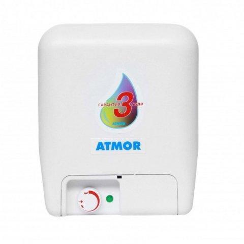 Водонагреватель Atmor O/S/E 10 LT10 литров<br>Дачный электрический настенный накопительный водонагреватель 10 литров&amp;nbsp;ATMOR&amp;nbsp;(Атмор)&amp;nbsp;O/S/E&amp;nbsp;10&amp;nbsp;LT&amp;nbsp;&amp;mdash; это современное компактное решение для организации &amp;mdash; в основном, на кухне &amp;mdash; производства горячей воды для комфортного удовлетворения различных хозяйственных нужд. Прибор отличается не только компактностью и малым весом, но и лаконичным и неброским дизайнерским исполнением.<br><br>Страна: Израиль<br>Производитель: Египет<br>Способ нагрева: Электрический<br>Нагревательный элемент: Трубчатый<br>Объем, л: 10<br>Темп. нагрева, С: 80<br>Мощность, кВт: 1.5<br>Напряжение сети, В: 220 В<br>Плоский бак: Да<br>Узкий бак Slim: Нет<br>Магниевый анод: Да<br>Колво ТЭНов: 1<br>Дисплей: Нет<br>Сухой ТЭН: Нет<br>Защита от перегрева: Да<br>Покрытие бака: Стеклоэмаль<br>Тип установки: Вертикальная<br>Подводка: Нижняя<br>Управление: Механическое<br>Размеры ШхВхГ, см: 37х30х30<br>Вес, кг: 8<br>Гарантия: 3 года<br>Ширина мм: 370<br>Высота мм: 300<br>Глубина мм: 300