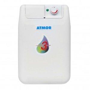 Водонагреватель Atmor U/S/E 15 LT15 литров<br>Накопительный водонагреватель&amp;nbsp;под раковину ATMOR&amp;nbsp;(Атмор)&amp;nbsp;U/S/E&amp;nbsp;15&amp;nbsp;LT&amp;nbsp;оснащен&amp;nbsp;возвратно-предохранительным клапаном и защищенным от влаги терморегулятором. Маленький напорный прибор работает от сети электропитания и позволяет осуществить подготовку и подачу горячей воды для ее дальнейшего использования в личных и хозяйственных нуждах.<br><br>Страна: Израиль<br>Производитель: Египет<br>Способ нагрева: Электрический<br>Нагревательный элемент: Трубчатый<br>Объем, л: 15<br>Темп. нагрева, С: 80<br>Мощность, кВт: 1.5<br>Напряжение сети, В: 220 В<br>Плоский бак: Да<br>Узкий бак Slim: Нет<br>Магниевый анод: Да<br>Колво ТЭНов: 1<br>Дисплей: Нет<br>Сухой ТЭН: Нет<br>Защита от перегрева: Да<br>Покрытие бака: Стеклоэмаль<br>Тип установки: Вертикальная<br>Подводка: Верхняя<br>Управление: Механическое<br>Размеры ШхВхГ, см: 45х31х30<br>Вес, кг: 9<br>Гарантия: 3 года<br>Ширина мм: 450<br>Высота мм: 310<br>Глубина мм: 300