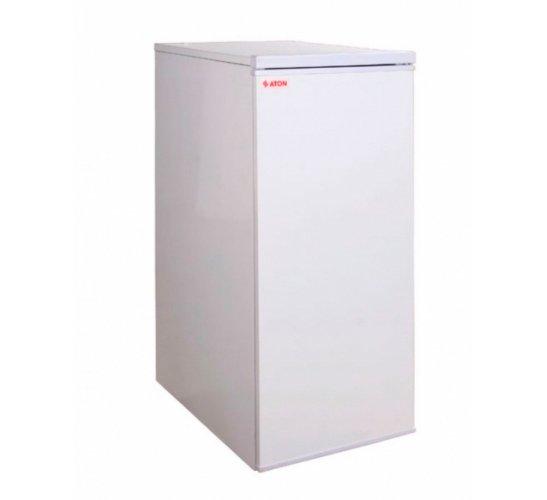 Котел Aton Atmo АОГВ-25ЕB24 кВт<br> <br>Для России характерен переменчивый и нестабильный климат, в таких условиях невозможно не использовать различные отопительные установки. Именно для этого и применяются отопительные котлы.<br>Котёл состоит из закрытого сосуда и теплоносителя, который нагревается до определенной температуры и использующийся для того что бы снабжать потребителей теплом и горячей водой.<br>Котлы имеют несколько основных классификаций и видов: электрические, газовые и комбинированные. Также выделяются котлы и по топливу, который он использует для своей работы: жидкотопливные и твёрдотопливные. Любой котёл отличается друг от друга своими характеристиками, именно поэтому при покупке котла следует обращать внимание именно на эти отличительные характеристики. Из них выделим основные: номинальная мощность, рабочий диапазон температур, КПД, гидравлическое сопротивление, давление теплоносителя, используемый теплоноситель.<br>                                               <br> Характеристики и особенности.<br>Напольные дымоходные котлы ATON, работающие на природном газе представляют собой устройства, которые используются для обеспечения жилых домов, квартир горячим водоснабжением и отоплением, имеющем автоматическую защиту и регулирование. Котлы ATON максимально экономично используют газ для своей работы. Котлы компании ATON могут быть одноконтурными и двухконтурными, имеющими мощность от 8 до 50 кВт с открытой камерой горения. Данные котлы предназначены для использования в нежилых сооружениях и помещениях (коридор, кухня, индивидуальные жилые дома, коммунальные здания). В помещениях должна быть установлена система водяного отопления, имеющая теплоноситель с естественной циркуляцией и систему снабжения тёплой водой. Для своей работы котлы марки ATON используют природный газ. Котлы не требуют электропитания и обладают малым гидравлическим сопротивлением, что в свою очередь обеспечивает циркуляцию теплоносителя без использования насоса.<br>Преимущественные ос