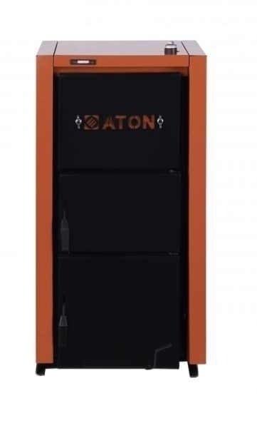 Котел Aton TTK Multi 2020 кВт<br>Водогрейный котёл для работы на твердом топливе - TTK Multi 20 от ATON. Энергонезависимый котёл идеально подойдет для работы в небольшом частом доме или даче площадью до 200 кв.м. Несложный монтаж данного вида оборудования, простота обслуживания и приятная цена делают котлы серии TTK Multi привлекательным для покупателей.&amp;nbsp;<br>Преимущества котла серии TTK Multi от ATON:<br><br>Напольная установка;<br>Котёл работает на твердом топливе, в качестве которого могут быть использованы дрова, бурый и каменный уголь, антрацит, торфяные брикеты и фрезерный торф;<br>Теплообменник выполнен из котловой стали толщиной 4 мм;<br>Ручная загрузка топлива; широкая дверца облегчает процесс загрузки топлива;<br>Теплообменник с горизонтальными конвекционными каналами;<br>Теплоизоляция из высококачественной минеральной ваты;<br>Высокий КПД (78%) за счет использования охлаждаемых колосников;<br>Котёл комплектуется механическим регулятором тяги;<br>Предусмотрена возможность увеличения время горения топлива до 12 часов (с помощью дополнительно комплектации котла вентилятором и блоком автоматического управления);<br>Энергонезависимость;<br>Простота обслуживания и эксплуатации.<br><br>Твердотопливные котлы &amp;ndash; один самых простых и достаточно эффективных типов оборудования, которое имеет длительный срок службы. Котлы работают на недорогом и доступном топливе &amp;ndash; это могут быть как дрова или уголь, а также торф. Одним из преимуществ котлов, к которым относиться рассматриваемая модель является полная энергонезависимость &amp;ndash; такой котёл может работать без подключения к электрической сети. Котёл данного типа имеет высокий показатель КПД &amp;ndash; почти 80%, это достигается благодаря водоохлаждаемым колосникам, которые увеличивают площадь теплообмена. Оборудование имеет привлекательную цену, благодаря чему может устанавливаться в малобюджетных проектах, например, это идеальный вариант для отопления небольшого дачного домика или индив