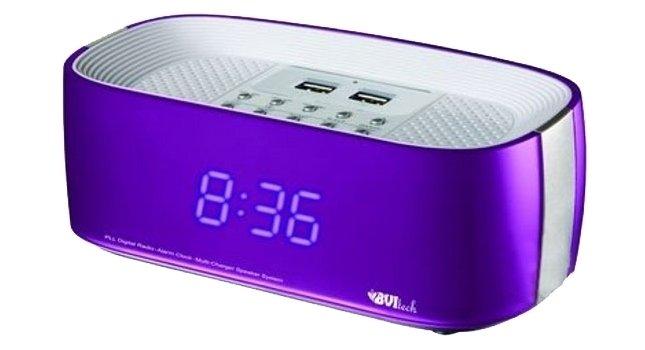 Часы без проекции BVItech BV-231BPUЧасы без проекции<br>Стильные настольные часы BV-231BPU от бренда BVItech   это функциональное устройство, которое приведет в восторг любителей современных гаджетов. Часы не просто показывают время: они оснащены будильником, широкополосными стереодинамиками, двумя USB-портами и даже имеют линейный вход для подключения наушников. Кроме того, пользователь может отрегулировать как громкость звонка будильника, так и яркость дисплея.<br>Основные преимущества использования рассматриваемой модели настольных электронных часов от торговой марки BVItech:<br><br>Невероятно стильный облик, компактные размеры.<br>Функция радиобудильника.<br>Удобочитаемые часы (23 мм цифры).<br>Регулировка яркости дисплея.<br>30 уровней регулировки звуковой мощности.<br>Высококачественные стереодинамики.<br>2 встроенных USB порта.<br>Линейный вход для подключения наушников.<br>Подставка для телефона или мини планшета.<br>Таймер отключения.<br>Высокое качество и комфорт в управлении.<br><br>Предлагаем вашему вниманию серию уникальных новинок от компании BVItech   настольные электронные часы нового поколения. Все модели отличаются максимальным удобством в использовании. Помимо функции часов, такие устройства оснащены функцией будильника. Некоторые модели способны послужить в качестве светильника, а несколько устройств поддерживают функцию радио, могут работать в качестве радиоприемника, и даже оснащены линейным выходом и портом USB. Абсолютно все модели выполнены в стильном современном дизайне.  Для работы в ночное время суток реализована возможность регулировки яркости.<br><br>Страна: Китай<br>Питание, В: Сеть/Бат.<br>Тип батарейки: ААА<br>Колво батареек: 2<br>Адаптер к 220В: Есть<br>С будильником: Да<br>Радиодатчик: Да<br>С метеостанцией: None<br>В помещении t, С: Нет<br>За окном t, С: Нет<br>Влажность в помещении: Нет<br>Влажность за окном: Нет<br>Давление: Нет<br>Прогноз погоды: Нет<br>Габариты, мм: 195x95x80<br>Вес, кг: 1<br>Гарантия: 1 год<br>Ширина мм: 95<b