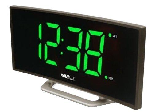 Проекционные часы BVItech BV-412GЧасы без проекции<br>BV-412G   это стильные настольные часы, разработанные брендом  BVItech. Устройство выполнено в плоском корпусе и имеют подставку, которая обеспечивает устойчивость конструкции. Часы оснащены будильником с функцией отложенного сигнала от пяти до шестидесяти минут. Комплект поставки включает сетевой адаптер для подключения часов к обычной бытовой розетке.<br>Основные преимущества использования рассматриваемой модели настольных электронных часов от торговой марки BVItech:<br><br>Невероятно стильный современный внешний облик, компактные размеры.<br>Новинка сезона! <br>Часы - будильник  электронные.<br>Регулировка яркости свечения.<br>2 будильника с отложенным сигналом.<br>Высота цифр - 47 мм.<br>Повтор будильника от 5 до 60 мин.<br>Резервное питание CR2032.<br>Сетевой адаптер.<br>Высокое качество и комфорт в управлении.<br><br>Пожалуй, часы   это неотъемлемая часть интерьера абсолютно каждого дома или офиса. Торговая марка BVItech представила обновленную серию сетевых настольных часов с функцией будильника, где каждый сможет подобрать прибор себе по душе. Широкий ассортимент моделей располагает приборами различной формы, дизайна, а также разнообразным цветовым вариантом свечения элементов дисплея.  Все модели серии работают от стандартной сети электричества. Также, для некоторых устройств, в качестве резервного источника питания могут быть использованы батарейки.<br><br>Страна: Китай<br>Питание, В: Сеть/Бат.<br>Тип батарейки: CR2032<br>Колво батареек: 1<br>Адаптер к 220В: Есть<br>С будильником: Да<br>Радиодатчик: None<br>С метеостанцией: None<br>В помещении t, С: Нет<br>За окном t, С: Нет<br>Влажность в помещении: Нет<br>Влажность за окном: Нет<br>Давление: Нет<br>Прогноз погоды: Нет<br>Габариты, мм: 170х87х40<br>Вес, кг: 1<br>Гарантия: 1 год<br>Ширина мм: 87<br>Высота мм: 170<br>Глубина мм: 40