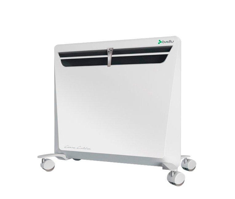 Конвектор электрический Ballu BEC/EVM - 200020 м? - 2.0 кВт<br>Модель Ballu BEC/EVM &amp;ndash; 2000 это высокомощный электрический конвектор нового поколения, который отличается высокой безопасностью, эффективной работой и простым управлением. Устройство оснащено выключателем со световым индикатором и может размещаться на стене или полу. Корпус защищен от влаги и мороза. Для удобства оснащен колесиками и ручкой.<br>Основные преимущества электрических конвектров серии Evolution Mechanic:<br><br>Широкая сфера применения.<br>Интуитивно понятная панель управления.<br>Эргономичная конструкция.<br>Ручка и колесики для удобства транспортировки.<br>Тепловой экран.<br>Сужение конвекционной камеры для создания избыточного давления.<br>Увеличенная площадь теплоотдачи.<br>Увеличенный воздухозаборник.<br>Режим работы &amp;laquo;Турбо&amp;raquo;.<br>Возможность настенной установки.<br><br>&amp;nbsp;<br>Evolution Mechanic &amp;ndash; это семейство электрических конвекторов от всемирно известного бренда Ballu. Приборы разработаны для обогрева городских квартир, загородных домов и коттеджей, а также офисов, дачных домиков, магазинов и т.д. Серия представлена несколькими моделями, мощность которых колеблется в пределах от пятисот ватт до двух киловатт, что даст возможность выбрать обогреватель наиболее подходящий по площади помещения. Стоит отметить, что серия исполнена в стильном и органичном дизайне, над которым работали известные итальянские мастера. Именно благодаря этому конструкция приборов продумана до самых мелочей, а все ее элементы гармонично сочетаются в общей композиции. Стоит отметить, что отопительное оборудование от компании Ballu пользуется большой популярностью среди пользователей, так как отличается продуманным органичным дизайном, высококачественным исполнением и максимальным удобством эксплуатации.<br><br>Страна: Китай<br>Mощность, Вт: 2000<br>Площадь, м?: 25<br>Класс защиты: Нет<br>Настенный монтаж: Да<br>Термостат: Механический<br>Тип установки: Настенная<br>Дл