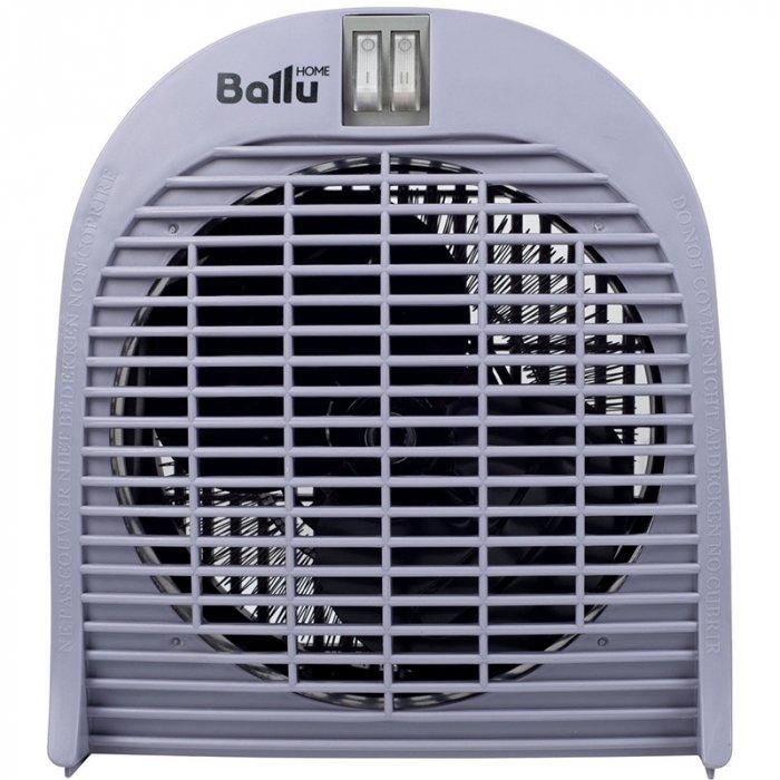 Керамический тепловентилятор Ballu BFH/S-04Бытовые<br>Ballu (Баллу) BFH/S-04   это эргономичный современный тепловентилятор для бытовых помещений с двумя режимами мощности и высоким уровнем эффективности энергопотребления. Компактность и легкость представленного устройства позволяют легко изменять его местоположения, благодаря чему такой тепловой вентилятор можно взять с собой на дачу или на стройку.<br>Особенности и преимущества:<br><br>Режимы: теплый, горячий воздух<br>Ступени мощности: 2000/1000 Вт<br>Высокоэффективный спиральный нагревательный элемент<br>Быстрый обогрев<br>Термостат безопасности (от перегрева и возгорания)<br><br>Тепловентиляторы Ballu отличаются качественным и современным исполнением, идеально подходят для использования в качестве временного источника тепла на даче, в жилых и офисных помещениях или на складе. Передовое управление обеспечивает надежность тепловых вентиляторов, а также удобство их использования. Все модели имеют высокий уровень энергоэффективности. <br><br>Страна: Китай<br>Мощность, кВт: 2,0<br>Площадь, м?: 20<br>Тип нагревательного элемента: Спираль<br>Тип регулятора: Механический<br>Защита от перегрева: Есть<br>Отключение при опрокидывании: Нет<br>Ионизатор: Нет<br>Дисплей: Нет<br>Пульт: Нет<br>Габариты, мм: 203x115x220<br>Вес, кг: 1<br>Гарантия: 1 год<br>Ширина мм: 115<br>Высота мм: 203<br>Глубина мм: 220