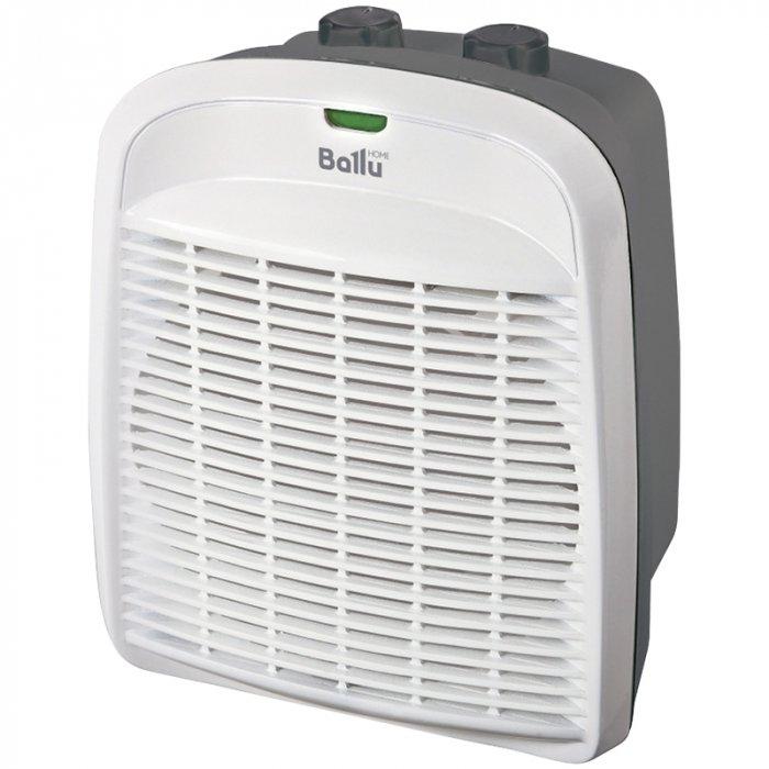 Керамический тепловентилятор Ballu BFH/S-10Бытовые<br>Современный тепловой вентилятор Ballu (Баллу) BFH/S-10 отличается стильным передовым дизайном и компактностью корпуса, а также высокими показателями энергоэффективности.  Устройство имеет две ступени мощности и может работать в режиме вентиляции, не производя нагрев комнатного воздуха. Детали комплектации вентилятора были исполнены из высококачественных материалов.<br>Особенности и преимущества:<br><br>Самый востребованный классический дизайн<br>Ступени мощности: 2000/1000 Вт<br>Быстрый обогрев<br>Режимы: прохладный, теплый, горячий воздух<br>Спиральный нагревательный элемент<br>Защита от перегрева<br><br>Тепловентиляторы Ballu отличаются качественным и современным исполнением, идеально подходят для использования в качестве временного источника тепла на даче, в жилых и офисных помещениях или на складе. Передовое управление обеспечивает надежность тепловых вентиляторов, а также удобство их использования. Все модели имеют высокий уровень энергоэффективности. <br><br>Страна: Китай<br>Мощность, кВт: 2,0<br>Площадь, м?: 20<br>Тип нагревательного элемента: Спираль<br>Тип регулятора: Механический<br>Защита от перегрева: Есть<br>Отключение при опрокидывании: Нет<br>Ионизатор: Нет<br>Дисплей: Нет<br>Пульт: Нет<br>Габариты, мм: 200х252х140<br>Вес, кг: 1<br>Гарантия: 1 год<br>Ширина мм: 252<br>Высота мм: 200<br>Глубина мм: 140