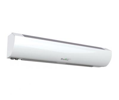 Электрическая тепловая завеса Ballu BHC-L08-S055 кВт<br>Тепловая завеса из новой серии, модель Ballu BHC-L08-S05 предназначена для защиты помещений от проникновения воздушных масс извне. Мощная нисходящая воздушная струя образует барьер, преграждающий путь воздуху, отличающемуся от внутреннего температурой и составом. Оборудование не только защищает от энергопотерь, но и от копоти, пыли и насекомых, которыми изобилует уличный воздух.<br>Прибор отличается высокой эффективностью и удобством в эксплуатации, надежностью и экономичностью.<br>Особенности прибора:<br><br>Горизонтальная установка<br>Высокая мощность воздушного потока<br>Нагревательный элемент  ститч <br>Мгновенная подача нагретого воздуха<br>Три режима работы<br>Режим  летний    без нагрева воздуха<br>Рабочий температурный диапазон +10 оС ~ +30 оС<br>Система понижения шума  Silence gate <br>Встроенная защита от перегрева<br>Проводной пульт управления<br>Удобное скрытое подключение прибора к сети электропитания<br>Высокая надежность<br>Современный дизайн<br>Компактные размеры<br><br>Привлекательные и надежные воздушные завесы серии Ballu S2 привлекают пользователя надежностью и продолжительным сроком службы, удобством и функциональностью в эксплуатации и привлекательным дизайном. Широкий температурный диапазон, допускающий эксплуатацию прибора, позволяет применять его практически на протяжении всего года. Горизонтальный монтаж предусматривает установку завесы над оконным или дверным проемом.<br>Нагревательный элемент  ститч  практически мгновенно после включения нагревается и начинает отдавать тепло циркулирующему через прибор воздуху.<br>Режим  летний    без нагрева воздуха   позволяет использовать прибор в теплое время года, защищая помещение от пыли, горячего уличного воздуха и городской копоти.<br>Система понижения шума  Silence gate  сводит до минимума звуковое давление, возникающее при работе завесы, делая работу устройства комфортной и ненавязчивой.<br>Встроенная защита от перегрева (термостат) защища