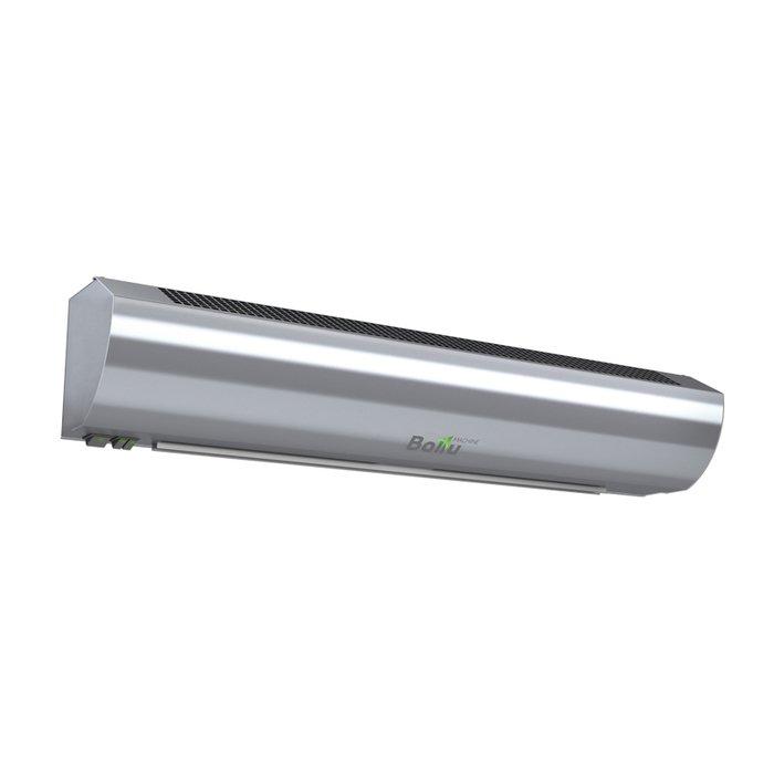 Электрическая тепловая завеса Ballu BHC-L08-S05-M5 кВт<br>Воздушная завеса Ballu (Баллу) BHC-L08-S05-M предназначена для перекрытия небольших входных групп. Ширина прибора составляет всего 80 см, поэтому агрегат будет особенно актуален для использования в оконных проемах. Несмотря на свою компактность, завеса обеспечивает отличную воздухопроизводительность, благодаря чему справляется с задачей разграничения температурных зон на 100%.<br>Особенности и преимущества воздушных завес Ballu серии S2:<br><br>Горизонтальная установка<br>Металлический корпус<br>Высокая мощность воздушного потока<br>Нагревательный элемент &amp;ldquo;ститч&amp;rdquo;<br>Мгновенная подача нагретого воздуха<br>Три режима работы<br>Режим &amp;ldquo;летний&amp;rdquo; &amp;ndash; без нагрева воздуха<br>Рабочий температурный диапазон +10&amp;nbsp;оС ~ +30&amp;nbsp;оС<br>Система понижения шума &amp;ldquo;Silence gate&amp;rdquo;<br>Встроенная защита от перегрева<br>Проводной пульт управления<br>Удобное скрытое подключение прибора к сети электропитания<br>Высокая надежность<br>Современный дизайн<br>Компактные размеры<br><br>Привлекательные и надежные воздушные завесы серии&amp;nbsp;Ballu&amp;nbsp;S2&amp;nbsp;привлекают пользователя надежностью и продолжительным сроком службы, удобством и функциональностью в эксплуатации и привлекательным дизайном. Широкий температурный диапазон, допускающий эксплуатацию прибора, позволяет применять его практически на протяжении всего года. Горизонтальный монтаж предусматривает установку завесы над оконным или дверным проемом.<br><br>Страна: Китай<br>Тип: Электрическая<br>Расход воздуха, мsup3;/ч: 450<br>Max высота, м: 2,5<br>Мощность, кВт: 5,0<br>Установка завесы: Горизонтальная<br>Регулировка температуры: Есть<br>Вентиляция без нагрева: Есть<br>Ширина завесы, м: 0,8<br>Пульт: Нет<br>Напряжение, В: 220 В<br>Вилка: None<br>Габариты ВхШхГ, см: 15.5x80.5x15<br>Вес, кг: 8<br>Гарантия: 2 года<br>Ширина мм: 805<br>Высота мм: 155<br>Глубина мм: 150