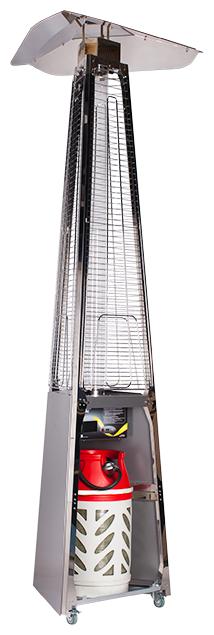 Газовый обогреватель Ballu BOGH-15Газовые уличные<br>Ballu (Балу)&amp;nbsp;BOGH-15 &amp;mdash; это новинка в мире инфракрасных газовых обогревателей с повышенной эффективностью, которая предназначена для уличного размещения. Представленное изобретение сочетает в себе высокую надежность и эффективность, производитель не забыл установить специальный козырек, защищающий устройство от различных атмосферных осадков и других неблагоприятных факторов.<br>Главные достоинства традиционного увлажнителя воздуха от компании Ballu:<br><br>Уникальная модернизированная горелка (разработана Институтом Механики РАН), наделена высокой прочностью, стойкая к коррозии;<br>Двойной дефлектор из нержавеющей стали (AISI 430) предотвращает высекание пламени;<br>Конструкция дожигателя обеспечивает 100% сгорание топливной смеси, что позволяет защитить природу от выброса вредных примесей;<br>Термальная стеклянная японская колба с повышенными характеристиками теплоотдачи, стойкая к высоким перепадам температур и атмосферным осадкам;<br>3 уровня безопасности (защитная термопара, датчик наклона и измерения СО2);<br>Экономичность прибора достигается за счет регулируемого расхода газа 300-100 г/час;<br>Мобильный: 3 скрытых шасси со стопорами в комплекте;<br>Фирменный редуктор давления и гибкий шланг в комплекте.<br><br>Обновленная линейка Platinum от Ballu &amp;mdash; это ряд инновационных изделий, которые сочетают в себе высокую эффективность и функциональность. Каждый прибор оснащен системой безопасности и предназначен для поддержания в современной квартире или индивидуальном доме благоприятных климатических условий за счет качественной вентиляции и эффективной фильтрации воздуха. &amp;nbsp;<br><br>Страна: Россия<br>Производитель: Россия<br>Мощность, кВт: 13.0<br>Max мощность, кВт: 13,0<br>Min мощность, кВт: 8,9<br>Диаметр обогрева, м: 5<br>Потребление газа гр/час: 970<br>Тип газа : Пропан, пропан/бутан<br>Отражатель: Нержавеющая сталь<br>Диаметр отражателя, см: 50<br>Защита при опрокидывания: Да<