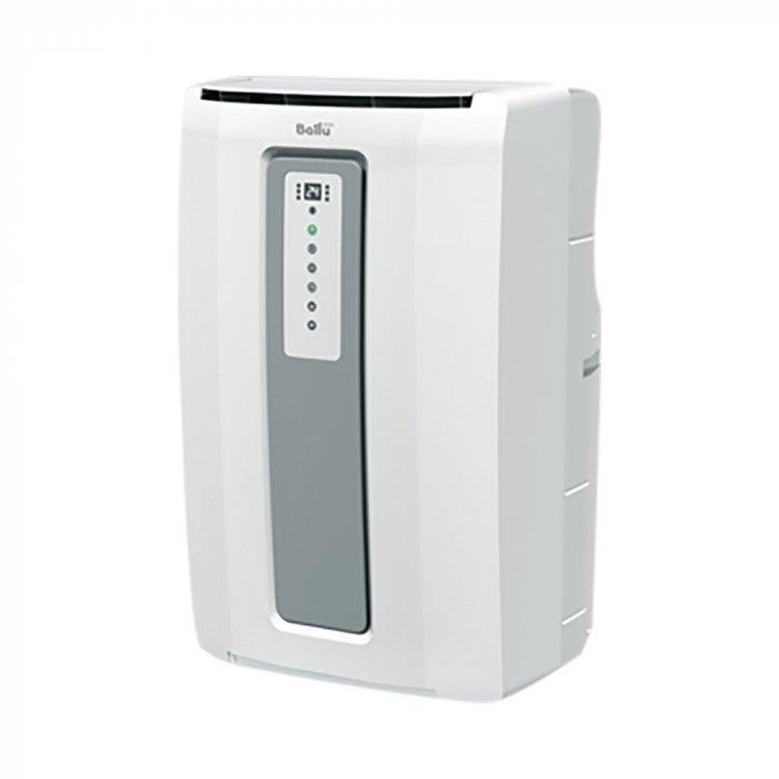 Мобильный кондиционер Ballu BPHS-14H4 кВт<br>Если вы предпочитаете удобную и надежную технику; если хотите обеспечить комфортный микроклимат в квартире, офисе или магазине; если не имеете возможности использовать традиционную сплит-систему, то мобильный кондиционер Ballu BPHS-14H станет идеальным выбором. Широкий функционал, высокая эффективность, низкие шумовые показатели, высококачественное исполнение   это далеко не все преимущества данного агрегата.<br>Особенности и преимущества мобильных кондиционеров серии Platinum от компании Ballu:<br><br>Охлаждение / обогрев / вентиляция / осушение.<br>Дополнительная функция волнообразного потока SWING.<br>Режим ночной работы Sleep.<br>Рекордно низкий уровень шума.<br>Возможность установки текущего времени.<br>Режим интенсивной работы на максимальное охлаждение Super.<br>Энергоэффективность класса А.<br>Независимый режим осушения воздуха.<br>Автоматический режим работы.<br>Многофункциональный пульт дистанционного управления.<br>Встроенный отключаемый ионизатор.<br>Автоматические регулируемые двойные жалюзи.<br>Программируемый суточный таймер включения и выключения.<br>3 скорости вращения вентилятора.<br><br>Мобильный кондиционер из серии серии Platinum от компании Ballu функционирует в 4 режимах: охлаждение, обогрев, вентиляция и осушение воздуха. Присвоен высокий класс энергоэффективности, который существенно минимизирует потребление электроэнергии. В комплекте имеется многофункциональный пульт дистанционного программирования режимов и функций прибора. Теперь пользователь может, не вставая с удобного кресла задавать индивидуальные параметры работы техники. Двойные жалюзи работают в автоматическом режиме и обеспечивают качественное распределение воздушного потока по всей площади помещения. С помощью таймера можно задавать нужное время включения и выключения системы, что очень удобно в период сна или отдыха.<br><br>Страна: Китай<br>Охлаждение,кВт: 4,1<br>Обогрев, кВт: 3,5<br>Площадь, м?: 40<br>Потребление при охл., кВт: 1,3<