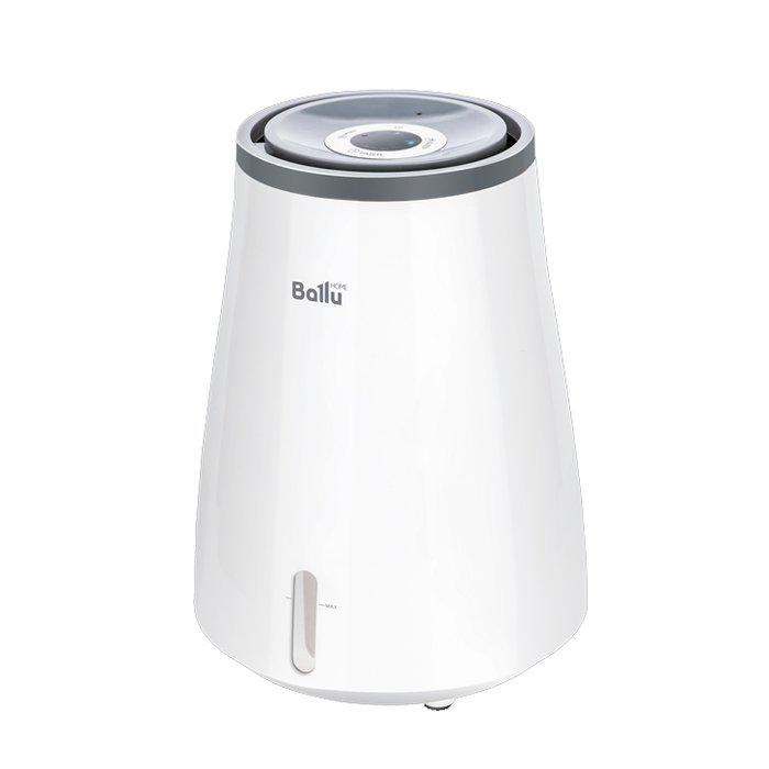 Увлажнитель воздуха Ballu EHB-010Традиционные<br>Традиционный увлажнитель воздуха Ballu (Балу) EHB-010 &amp;mdash; это современная модель, которая отличается поразительной эффективностью, функциональностью и полностью безопасна в использовании. Изделие сочетает в себе возможность естественного увлажнения воздуха и его очищения от различных загрязнений, например, пыли. Прибор имеет влагозащитное исполнение высокого класса &amp;mdash; IPX0.<br>Главные достоинства традиционного увлажнителя воздуха от компании Ballu:<br><br>Естественное увлажнение воздуха<br>Очистки воздуха от пыли<br>Капсула для ароматических масел<br>Таймер на отключение (2-8 часов)<br>Ночной режим работы<br>Контроль уровня воды<br>Отсутствует риск переувлажнения воздуха<br>Противоскользящие резиновые ножки<br>Авто отключение при снятии верхней панели прибора<br>Сенсорное управление прибором<br>2 режима работы<br>Минимальное потребление электроэнергии<br>1-я цена среди традиционных увлажнителей<br><br>Новая серия увлажнителей от Ballu позволит вам создать идеальные климатические условия в пределах вашего дома, что положительно повлияет на ваше самочувствие &amp;mdash; особенно в условиях холодного зимнего микроклимата и &amp;laquo;сухого&amp;raquo; отопления. Каждая модель сочетает в себе инновационные технологии, достойную эффективность и надежность исполнения из проверенных временем материалов. &amp;nbsp;&amp;nbsp;<br><br>Страна: Китай<br>Производитель: Китай<br>Площадь, м?: 30<br>Площадь по очистке, м?: 30<br>Воздухообмен, мsup3;/ч: Нет<br>Колво режимов работы: 2<br>Обьем бака, л: 2,1<br>Расход воды, мл/ч: 200<br>Уровень шума, дБа: 26<br>Питание, В: 220 В<br>Мощность, Вт: 18<br>Гигростат: Нет<br>Гигрометр: Нет<br>Габариты ВхШхГ, см: 25x34,5x25<br>Вес, кг: 3<br>Гарантия: 1 год<br>Ширина мм: 345<br>Высота мм: 250<br>Глубина мм: 250