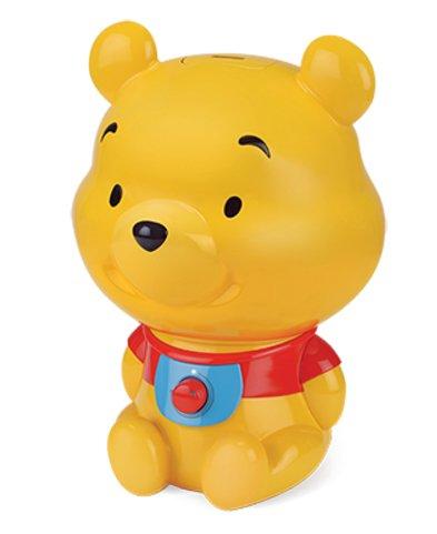 Увлажнитель воздуха Ballu UHB-270 M Winnie PoohУльтразвуковые<br>Ballu (Балу) UHB-270 M Winnie Pooh &amp;ndash; выполненный в виде детской игрушки &amp;ndash; медвежонка увлажнитель с ультразвуковым механизмом для коррекции влажности воздуха детских комнат. Прибор выпускает 200 г влаги в час, способен непрерывно работать более 14 часов, вместимость три литра. Специальный фильтр очищает воду от излишних солей. Способен ароматизировать воздух в помещении.<br>Основные преимущества приобретения ультразвукового увлажнителя воздуха от торговой марки Ballu:<br><br>Современный эргономичный внешний облик<br>Простая конструкция<br>Идеален для детской комнаты<br>Производительность по увлажнению 200 г/час (более 14 часов непрерывной работы)<br>Площадь увлажняемого помещения &amp;ndash; до 30 м&amp;deg;2;<br>Фильтр-картридж в комплекте (очищает воду от избытка солей жесткости)<br>Индикация низкого уровня воды<br>Механическое/электронное управление<br>Складная ручка для переноски резервуара<br>Регулировка интенсивности увлажнения<br><br>Ни для кого не секрет, что повышенная сухость воздуха в помещении, где постоянно находится человек, чаще всего приводит к заболеваниям организма, например, кожи, головы или даже дыхательной системы. Мы предлагаем вашему вниманию серию ультразвуковых увлажнителей воздуха от известной торговой марки Ballu. Приборы выполнены в различных конструктивных решениях и дизайне, но все одинаково эффективны в работе и скромны в потреблении электрической энергии. Также все устройства изготовлены из материалов только высокого качества, соответствуют всем установленным стандартам и требованиям, а строжайший контроль качества проходят индивидуально, еще на заводе.<br><br>Страна: Китай<br>Производитель: Китай<br>Площадь, м?: 30<br>Площадь по очистке, м?: Нет<br>Обьем бака, л: 3,2<br>Колво режимов работы: 1<br>Расход воды, мл/ч: 200<br>Гигростат: Нет<br>Гигрометр: Нет<br>Питание, В: 220 В<br>Звуковое давление, дБа: 35<br>Мощность, Вт: 18<br>Габариты ВхШхГ, см: 33,5